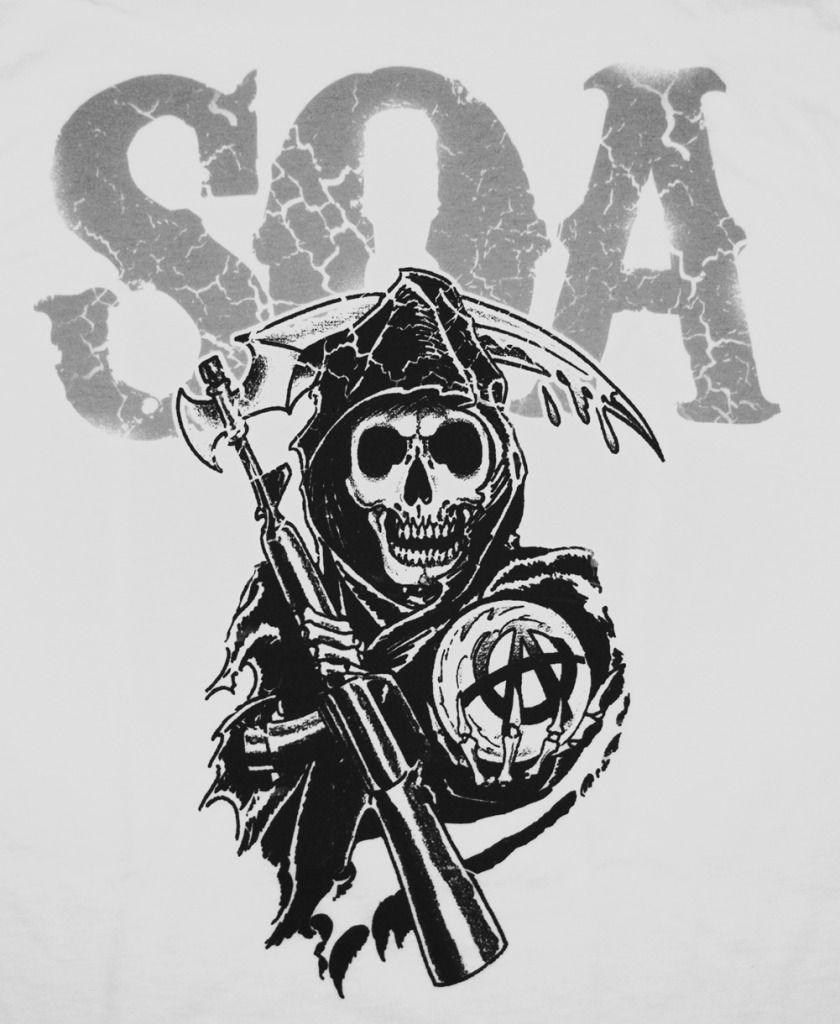 1191x670 Sons Of Anarchy Tv Series Logo California Desktop Background