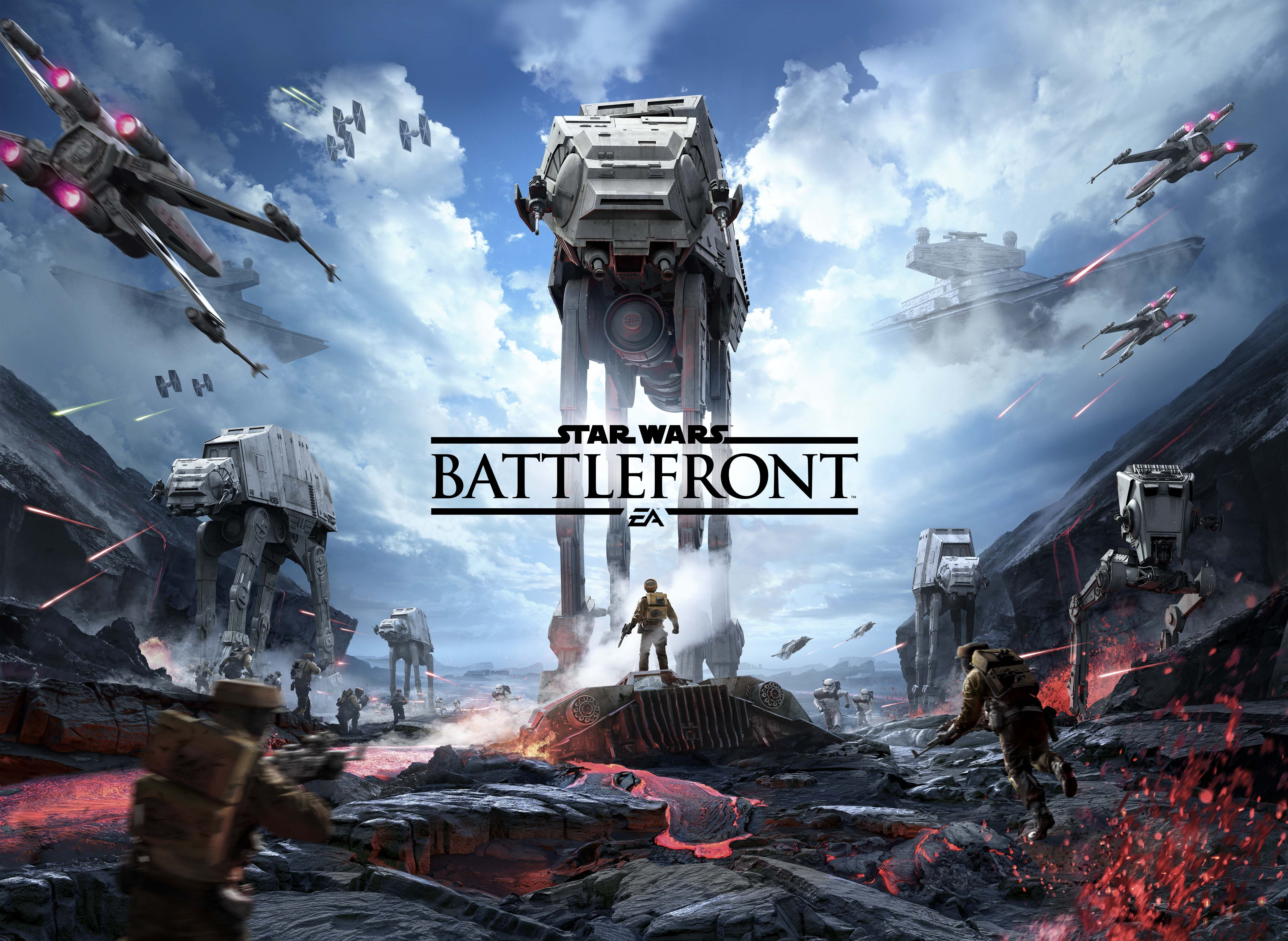Star Wars Battlefront Wallpaper Background 48669 1920x1080px