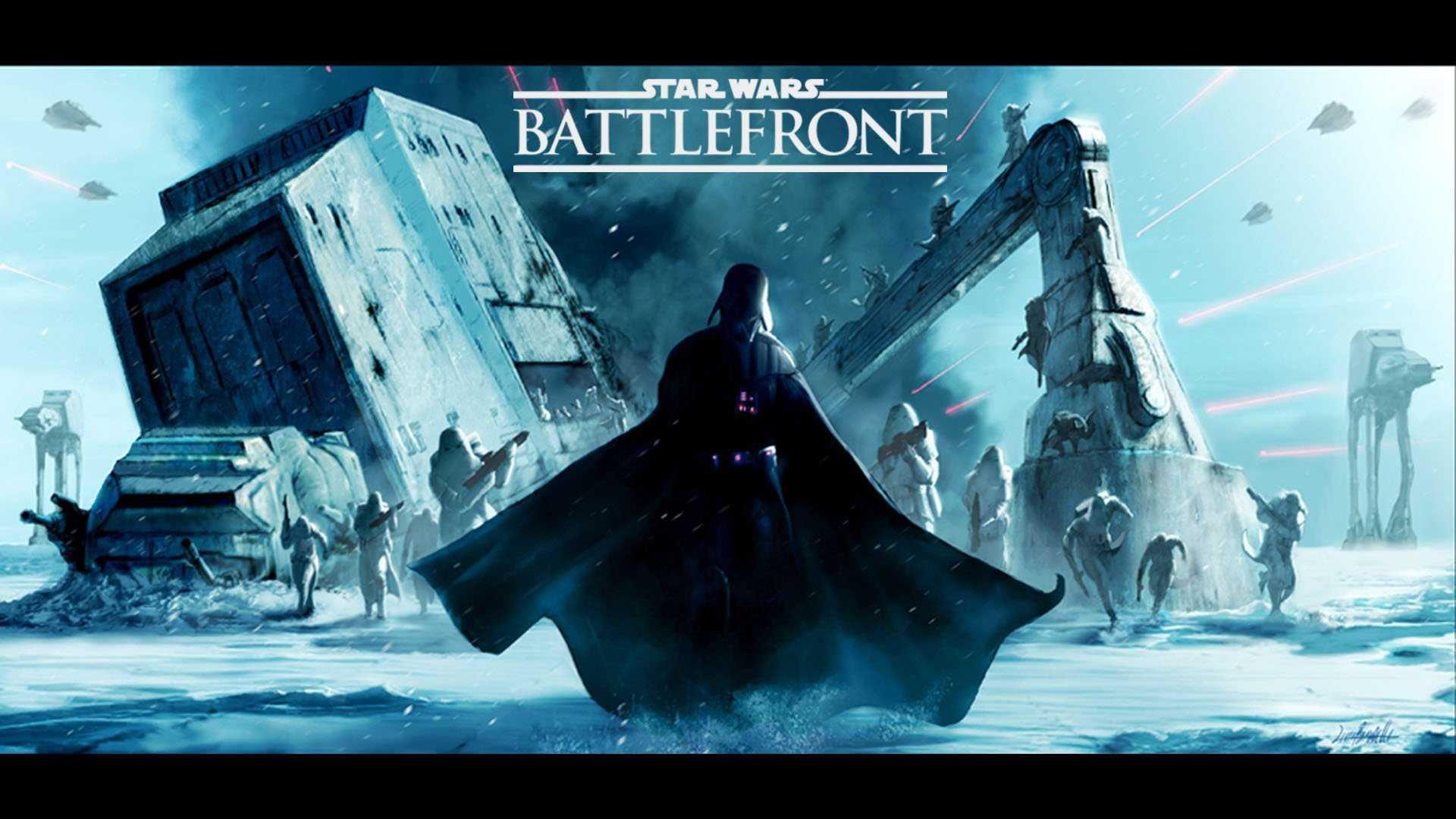 Star Wars Battlefront Wallpapers Top Free Star Wars Battlefront