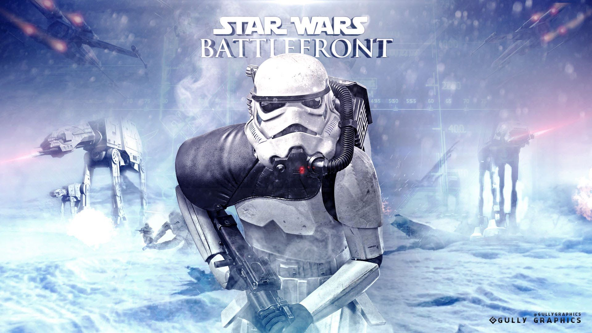 Star Wars Battlefront Wallpapers Top Free Star Wars Battlefront Backgrounds Wallpaperaccess