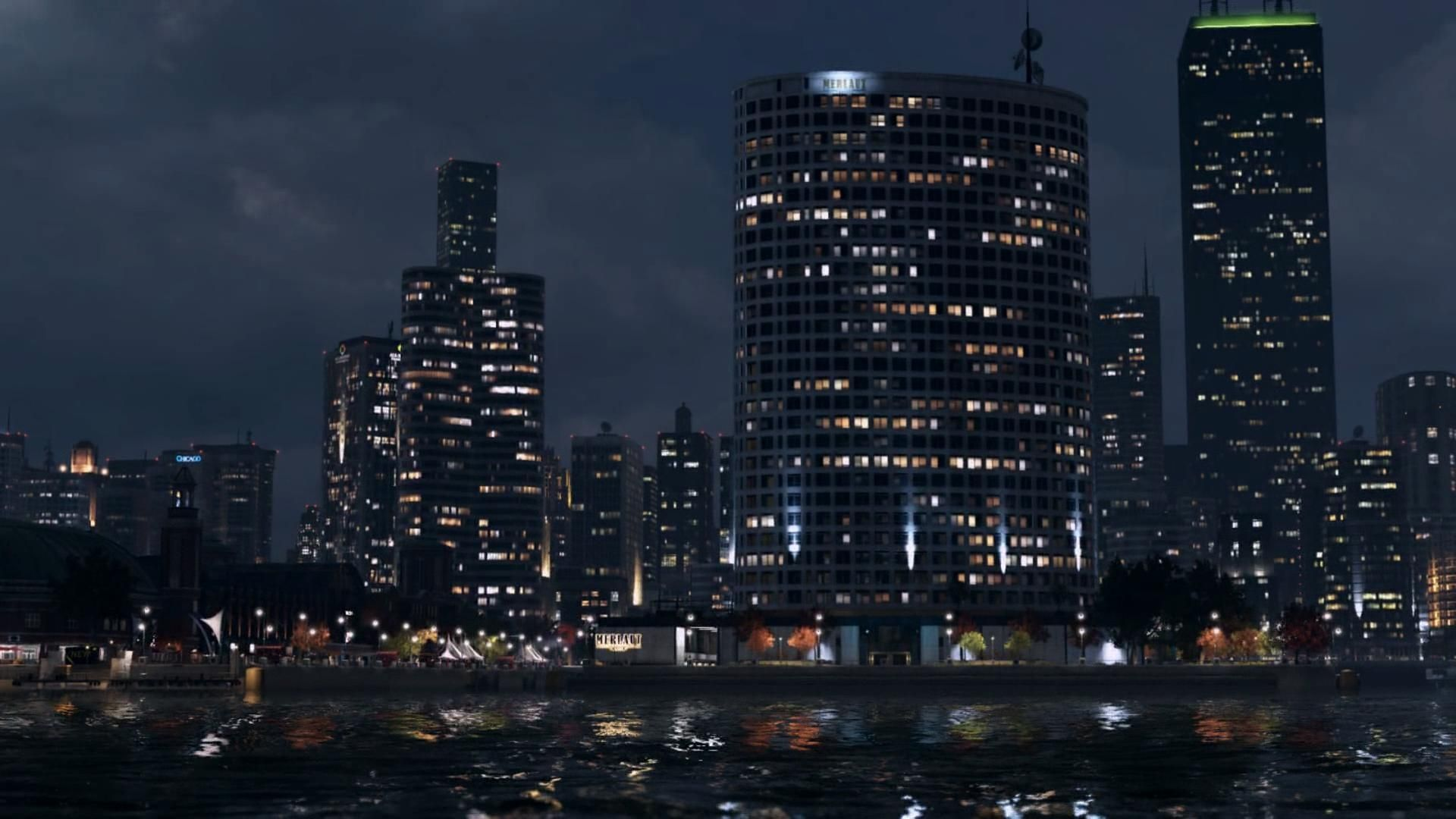 Watch Dogs City Wallpapers - Top Free Watch Dogs City