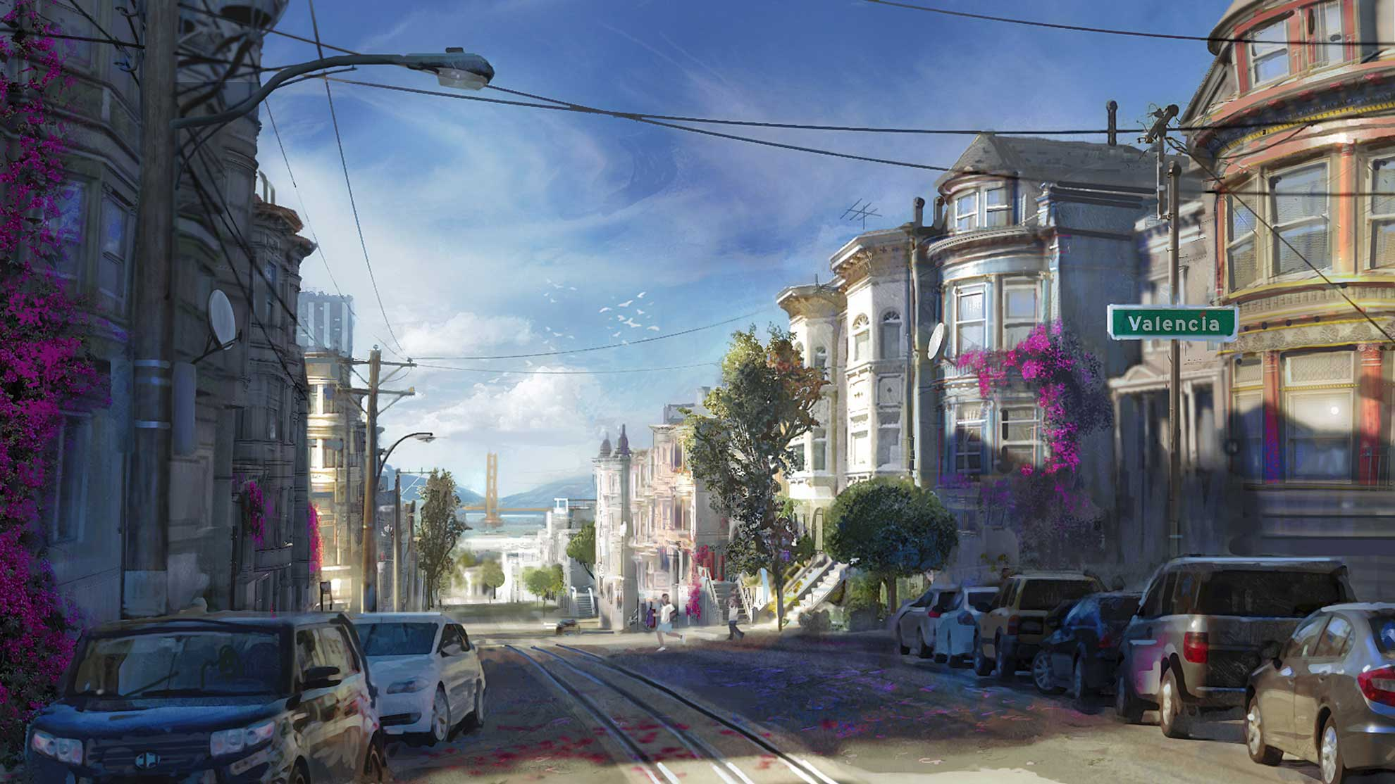 46 Best Free Watch Dogs City Wallpapers Wallpaperaccess