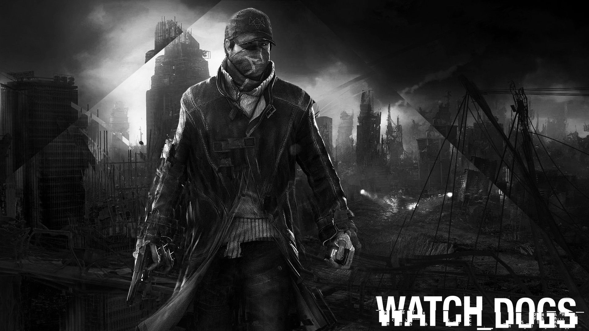 Watch Dogs City Wallpapers - Top Free Watch Dogs City ...