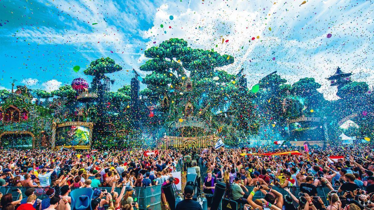 Tomorrowland Full 4k Wallpapers Top Free Tomorrowland Full