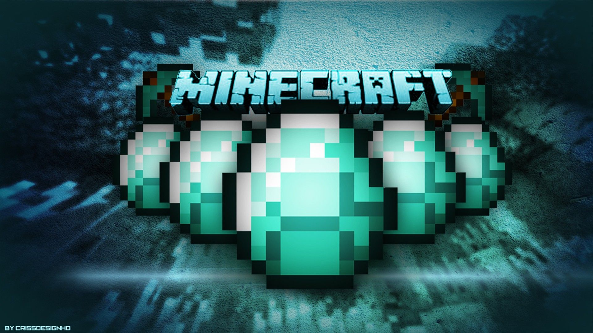 Minecraft Diamond Wallpapers Top Free Minecraft Diamond Backgrounds Wallpaperaccess