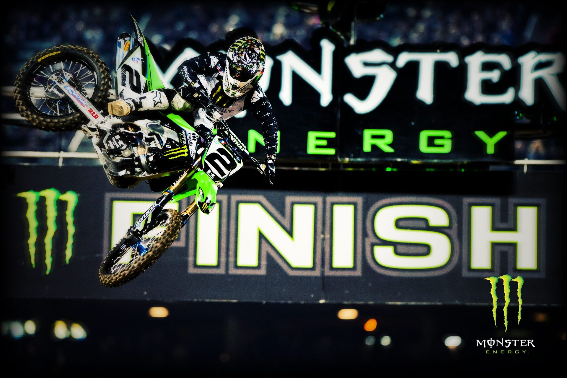 36 Best Free Monster Energy Supercross Wallpapers
