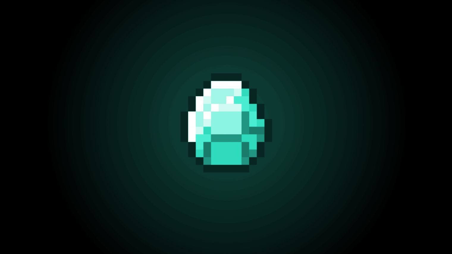 Minecraft Diamond Wallpapers Top Free Minecraft Diamond