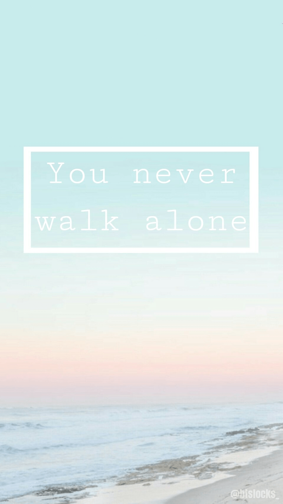 You Never Walk Alone Bts Wallpapers Top Free You Never Walk Alone