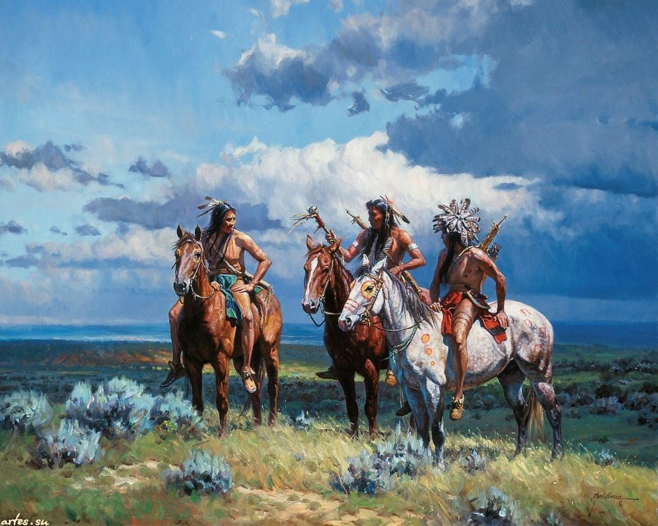 Native American Art Wallpapers Top Free Native American Art Backgrounds Wallpaperaccess