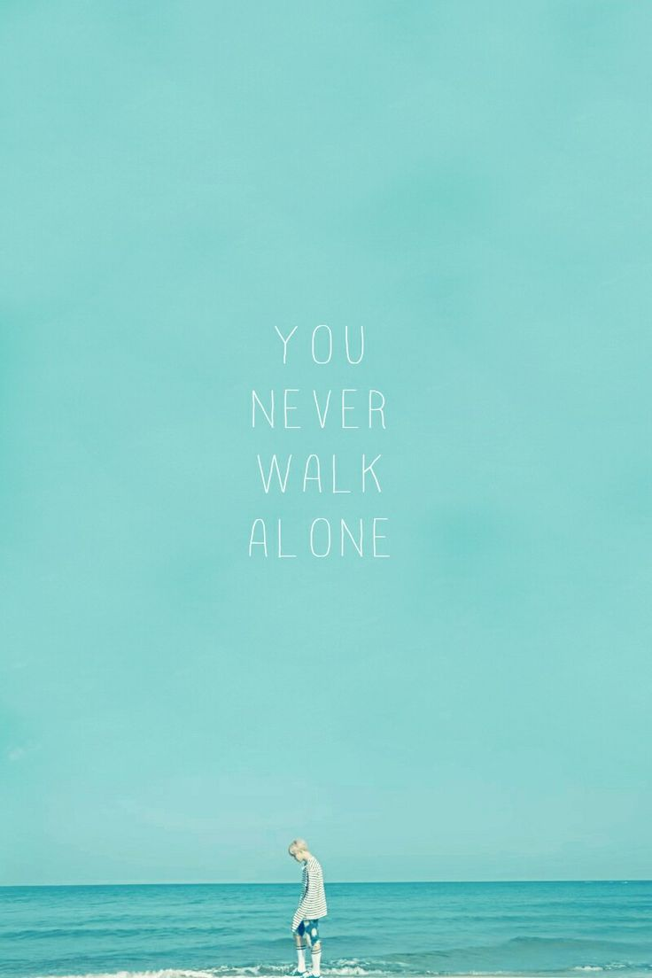 You Never Walk Alone Bts Wallpapers Top Free You Never Walk