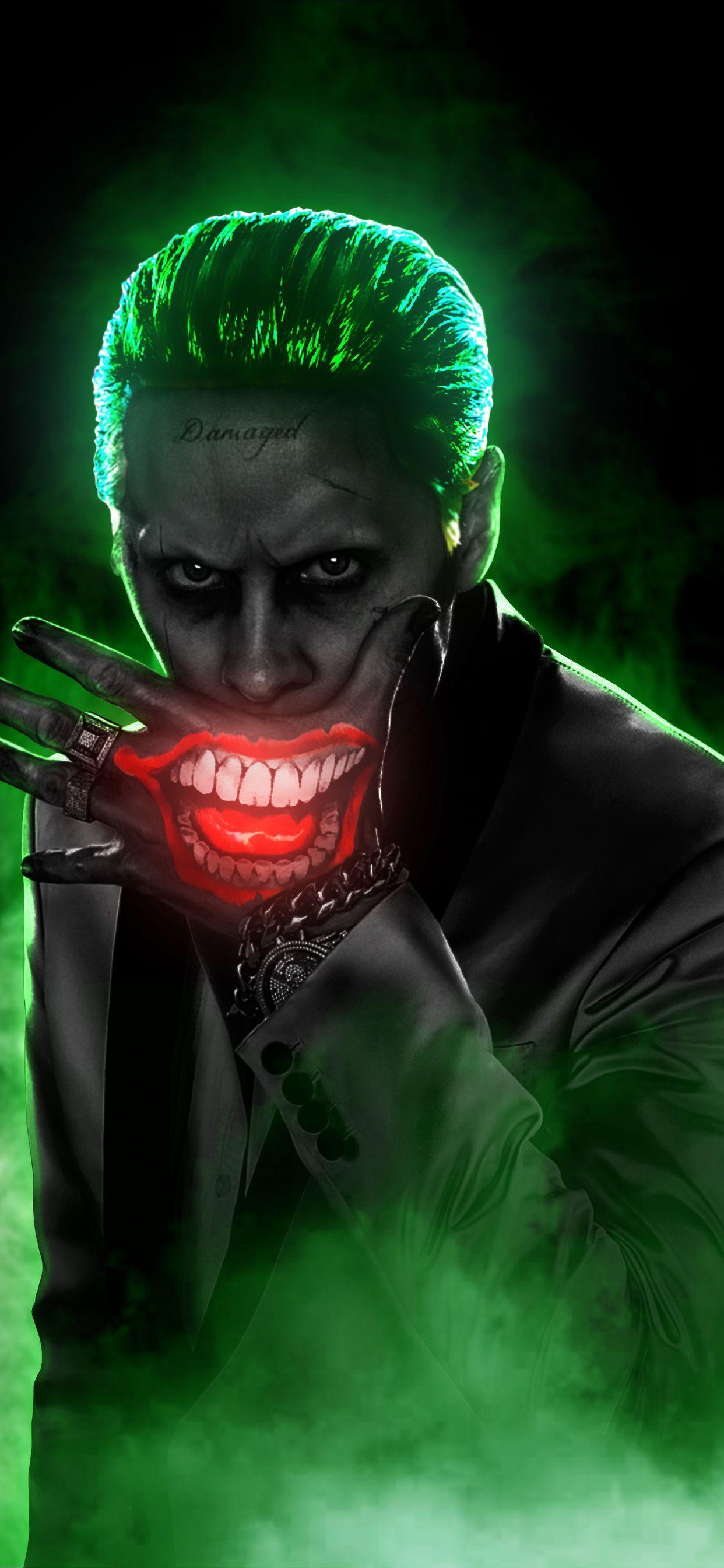 Joker Aesthetic Wallpapers Top Free Joker Aesthetic Backgrounds Wallpaperaccess
