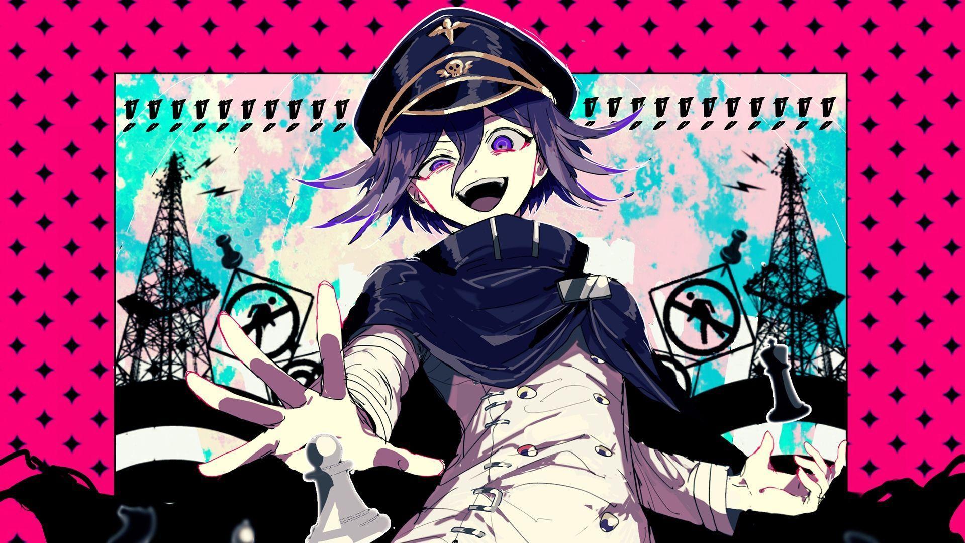 Kokichi Oma Wallpapers - Top Free Kokichi Oma Backgrounds ...