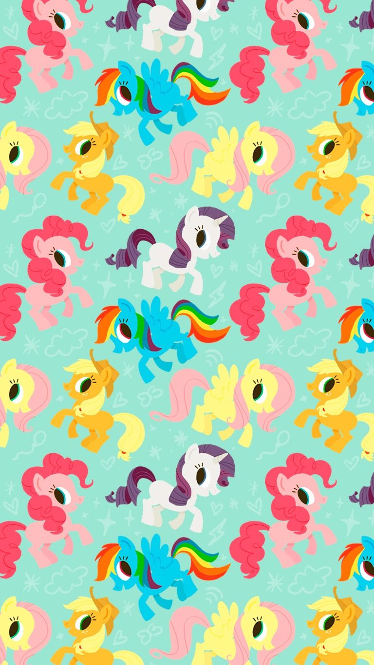 My Little Pony Iphone Wallpapers Top Free My Little Pony Iphone