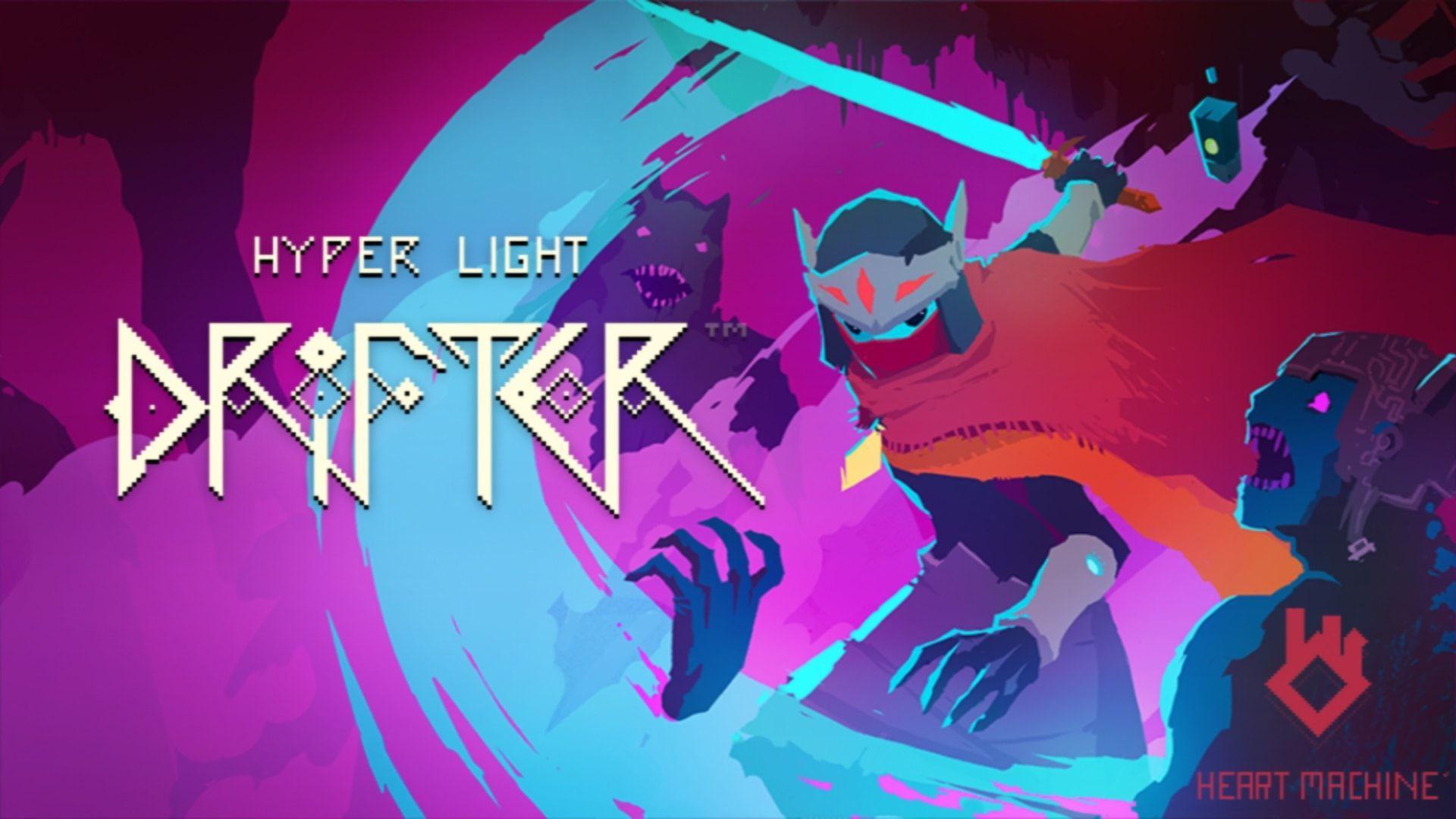 Hyper Light Drifter Wallpapers Top Free Hyper Light Drifter