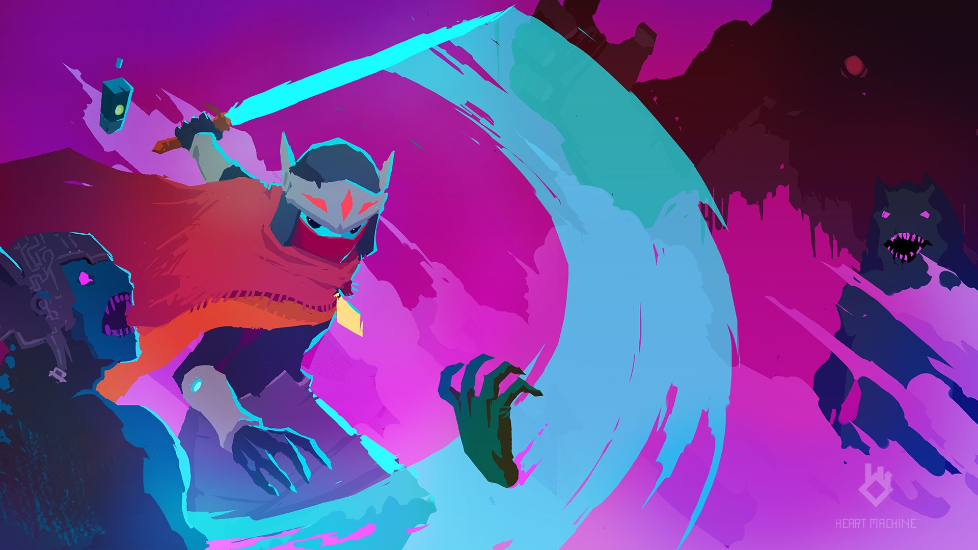Hyper Light Drifter Wallpapers Top Free Hyper Light Drifter