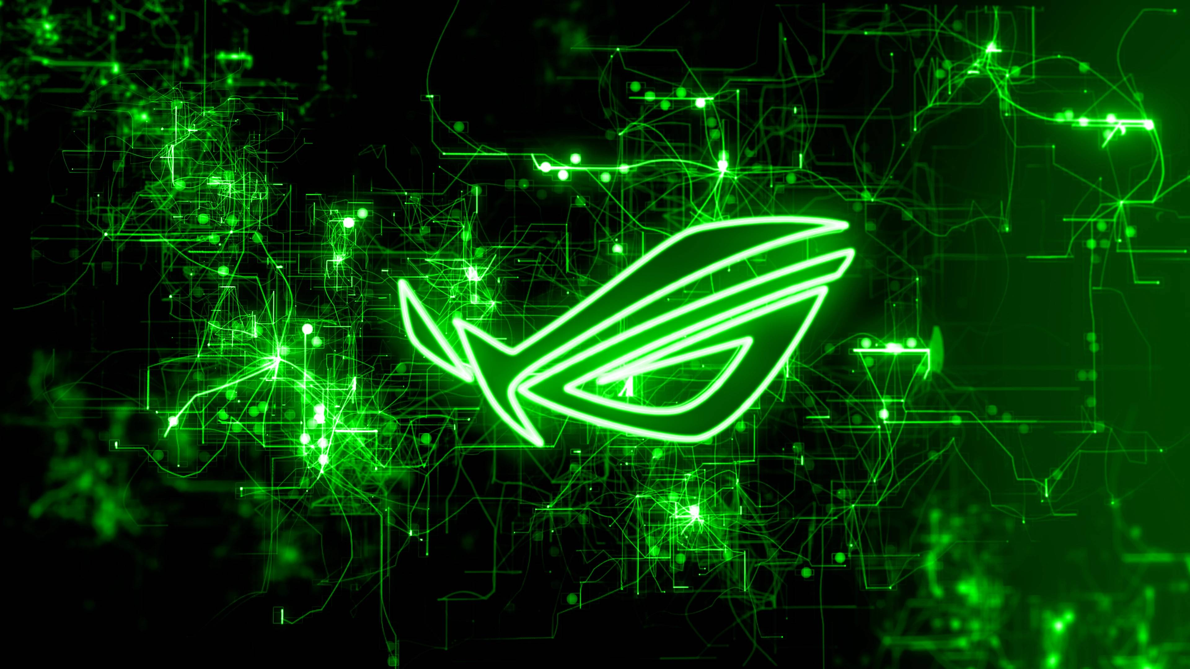 Asus Green Wallpapers Top Free Asus Green Backgrounds Wallpaperaccess