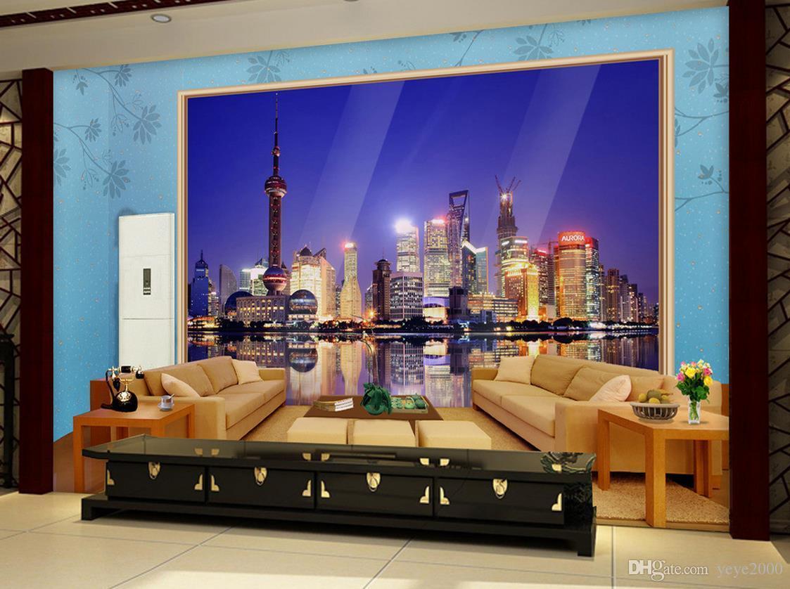 Beibehang Fashion 3d Big Mural Wallpaper Hd Balcony Window: 32 Best Free Oriental Mural Wallpapers