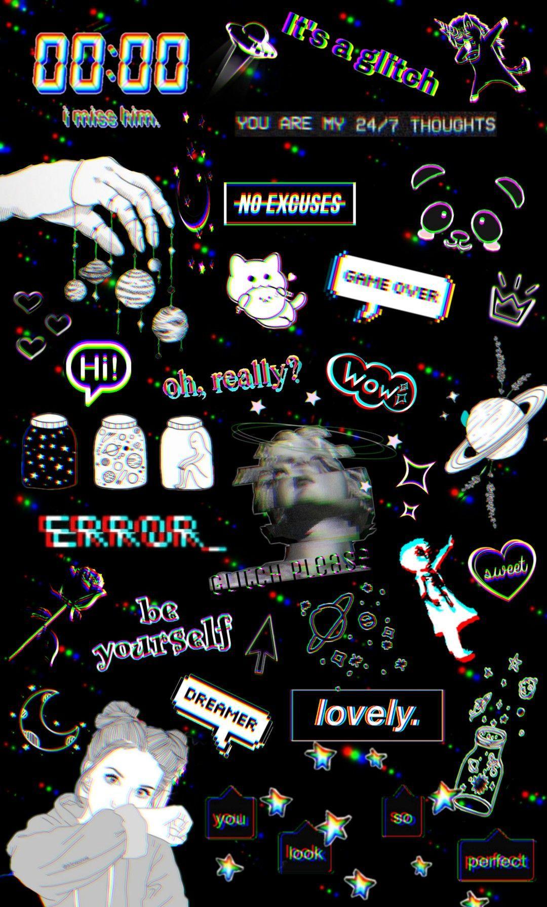 Aesthetic Glitch Hd Wallpapers Top Free Aesthetic Glitch Hd Backgrounds Wallpaperaccess Scary japan kawaii meme 4chan vhs 90s 80s skeleton spooky desu glitch seapunk glitch art vcr aesthetic aesthetics net art vaporwave yung lean sadboys vaporwave art sadboys2001 seapunk art dank meme. aesthetic glitch hd wallpapers top
