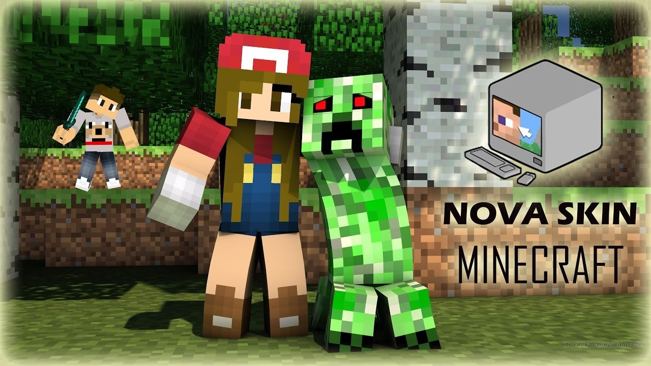 Minecraft Skin Wallpapers Top Free Minecraft Skin Backgrounds Wallpaperaccess