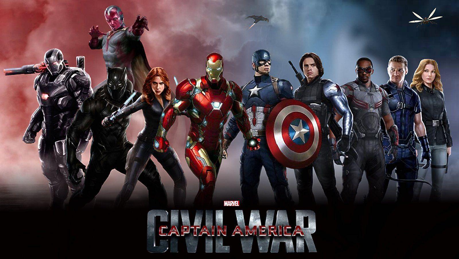 Civil War Captain America Wallpapers Top Free Civil War Captain