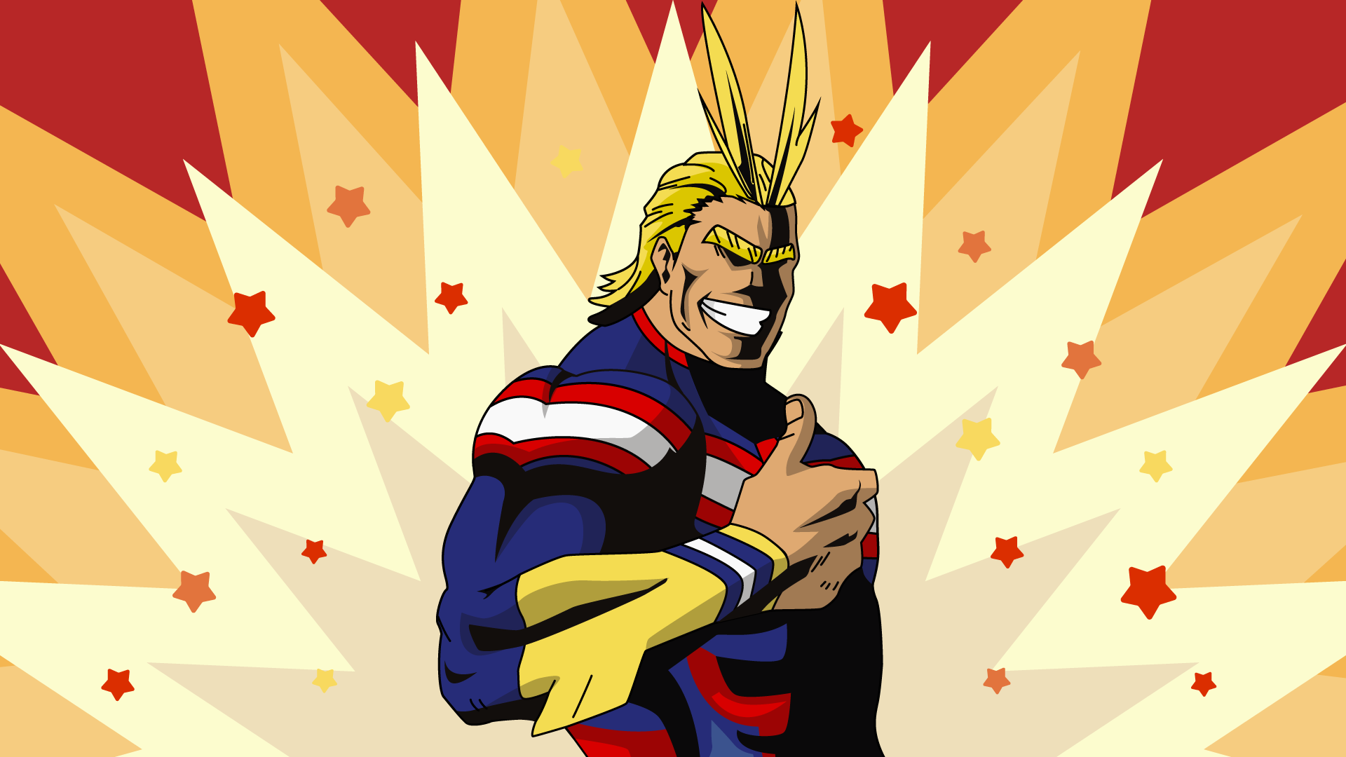 All Might Wallpapers - Top Free All Might Backgrounds ...