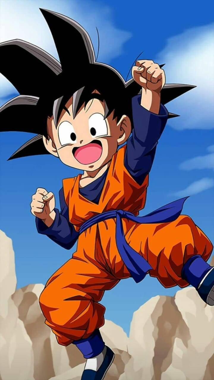 Goten Wallpapers Top Free Goten Backgrounds Wallpaperaccess