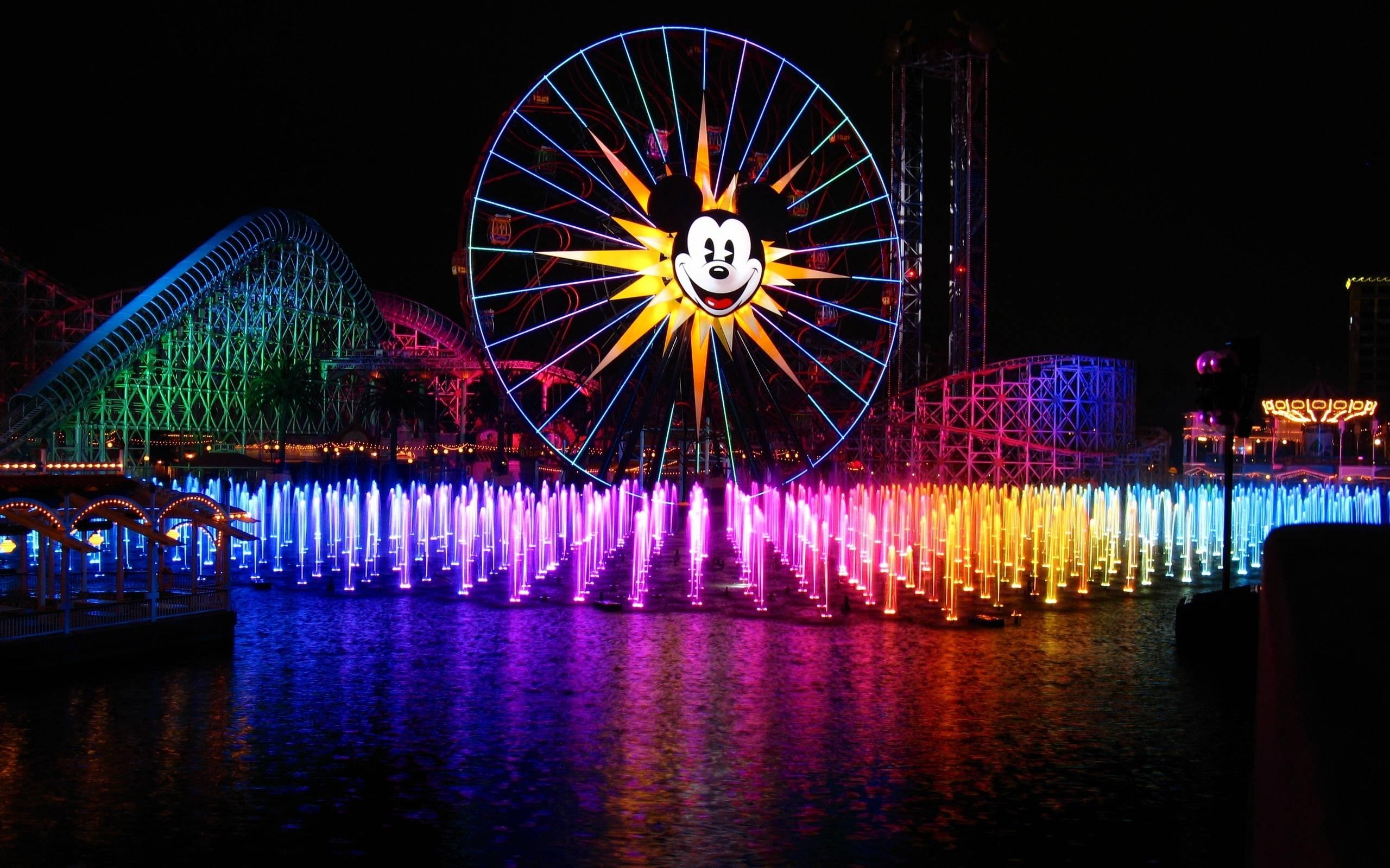 Disneyland California Wallpapers Top Free Disneyland California Backgrounds Wallpaperaccess