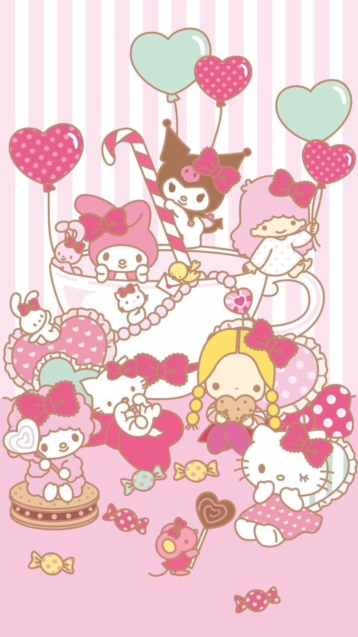 Sanrio Characters Wallpapers Top Free Sanrio Characters