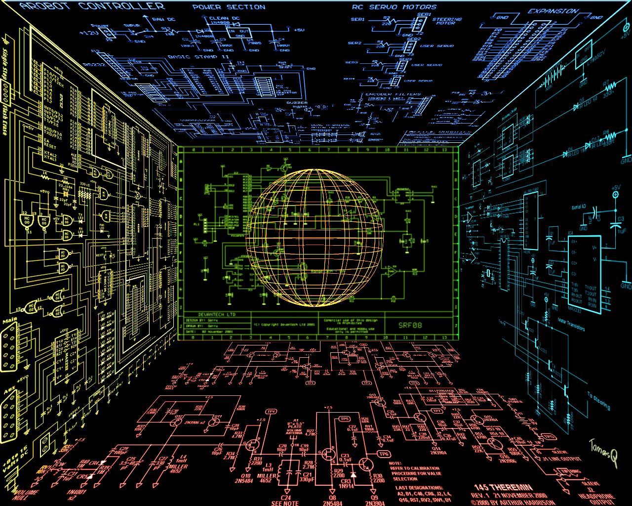 Digital Electronic Wallpapers Top Free Digital Electronic Backgrounds Wallpaperaccess