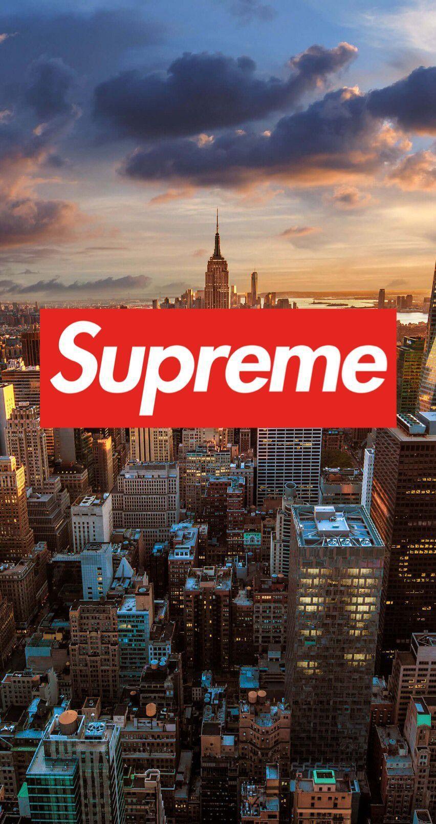 Nike Supreme Iphone Wallpapers Top Free Nike Supreme