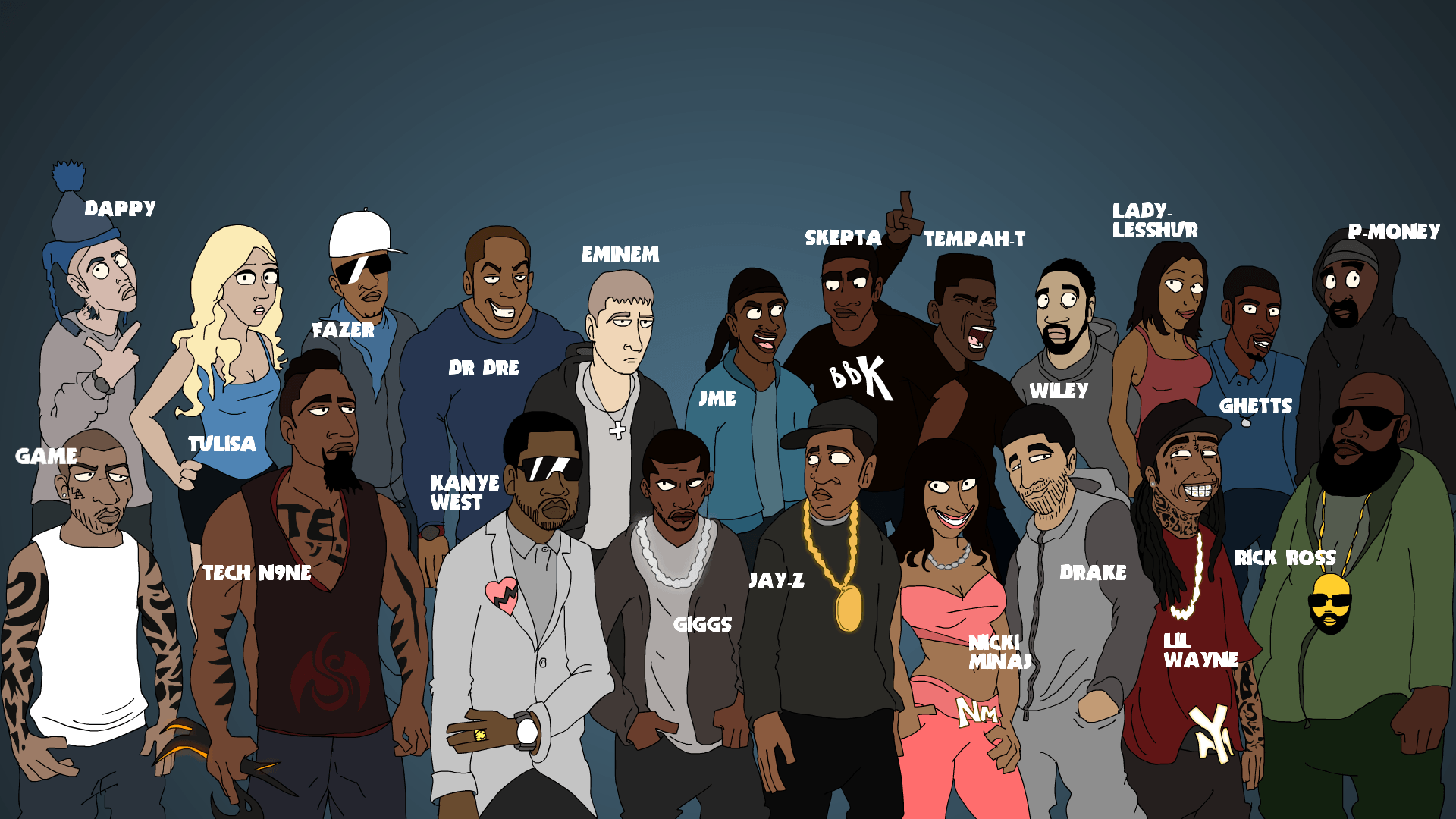 Rap Computer Wallpapers Top Free Rap Computer Backgrounds Wallpaperaccess