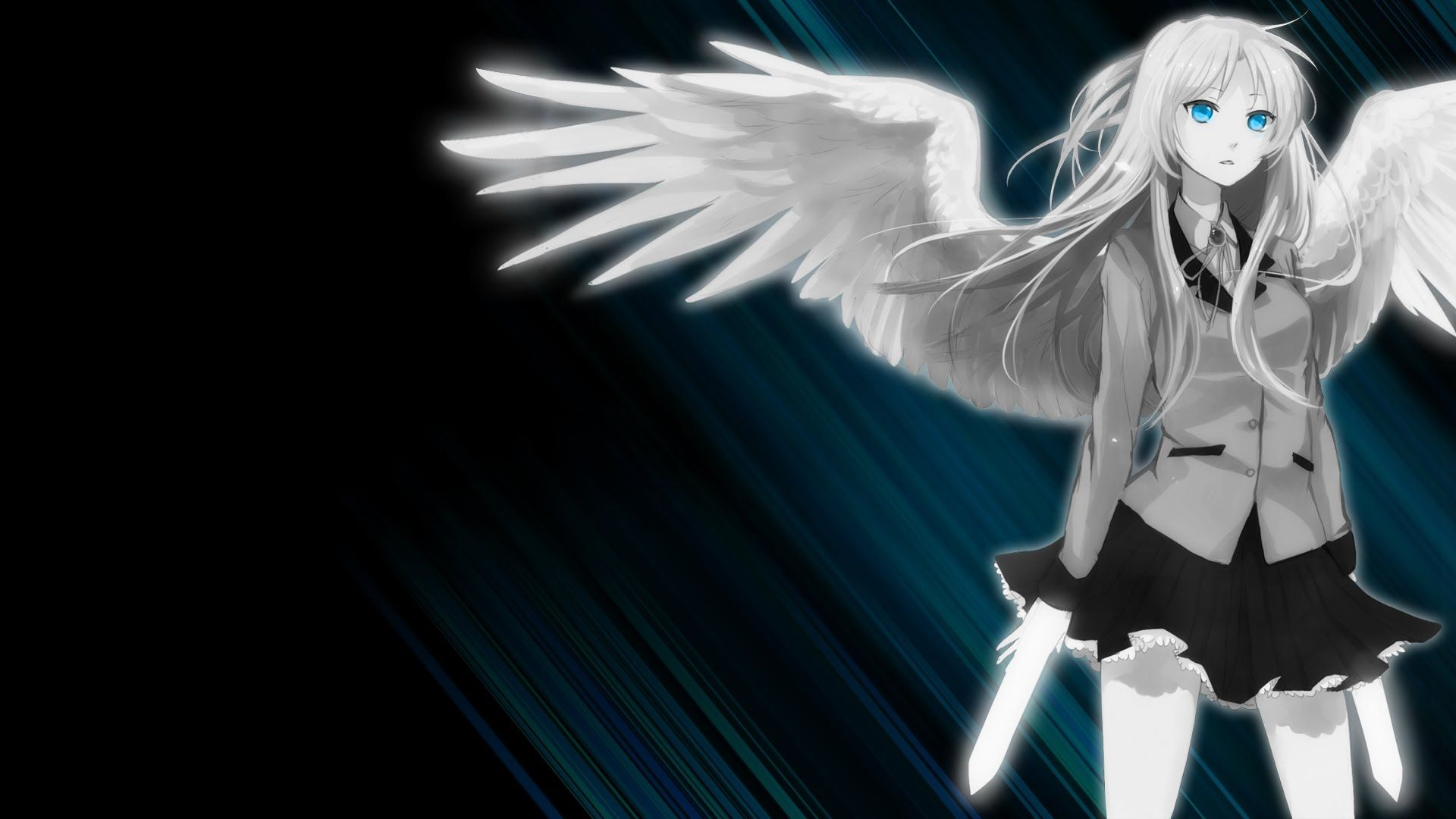 Fallen Angel Anime Girl Wallpapers Top Free Fallen Angel Anime