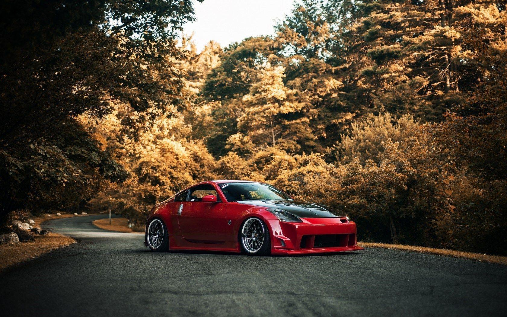 350z Wallpapers Top Free 350z Backgrounds Wallpaperaccess