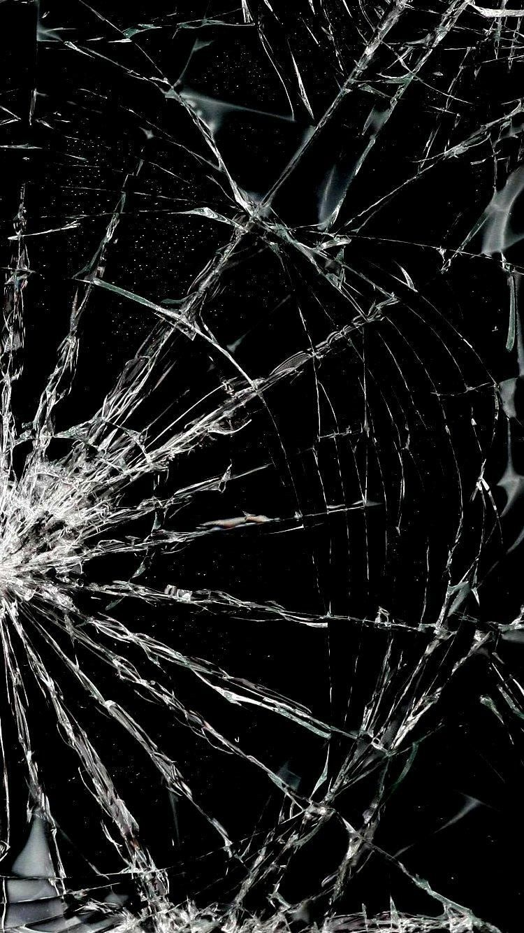 Broken Glass Iphone Wallpapers Top Free Broken Glass Iphone Backgrounds Wallpaperaccess