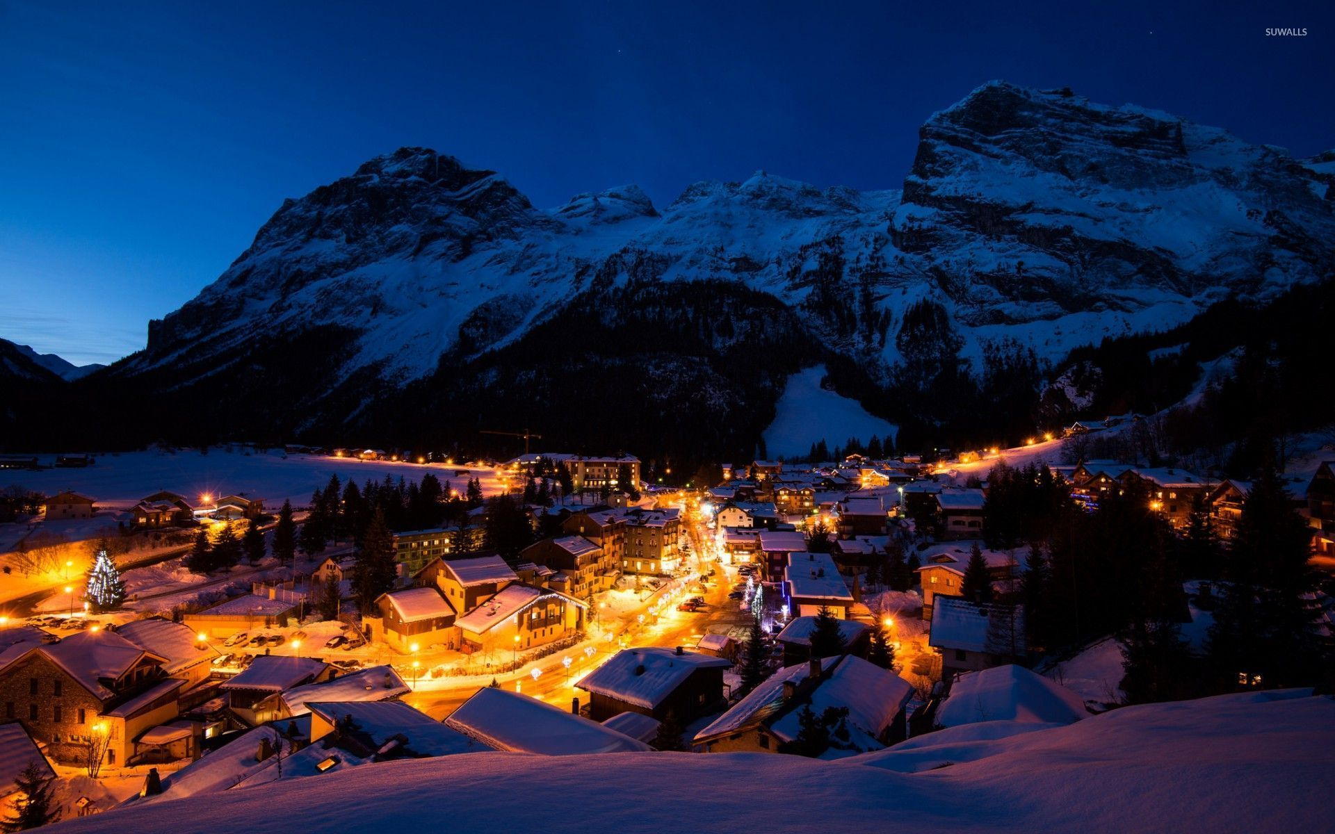 Night mountain wallpapers top free night mountain - Night mountain wallpaper 4k ...
