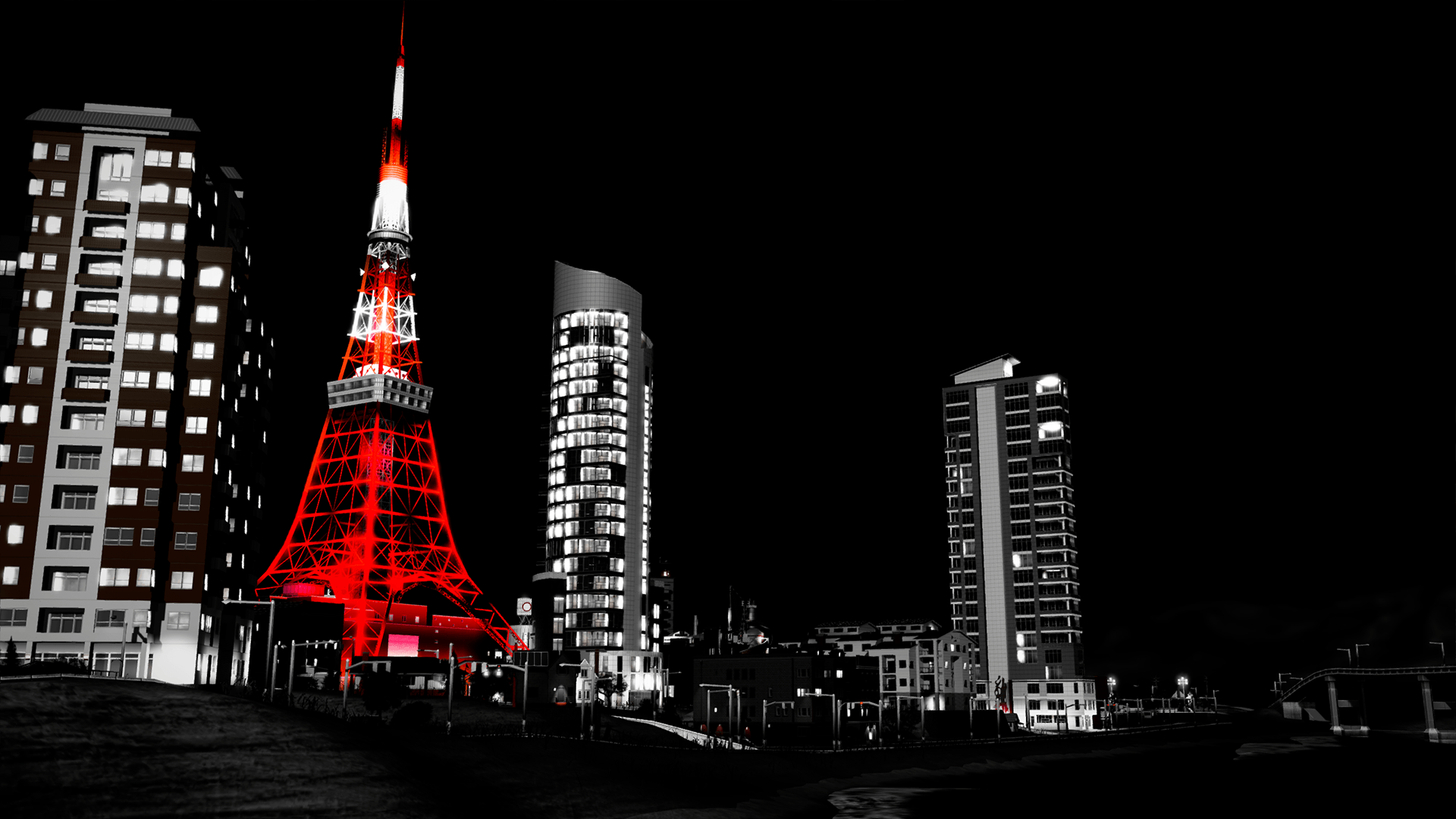 Tokyo Black And White Wallpapers Top Free Tokyo Black And White