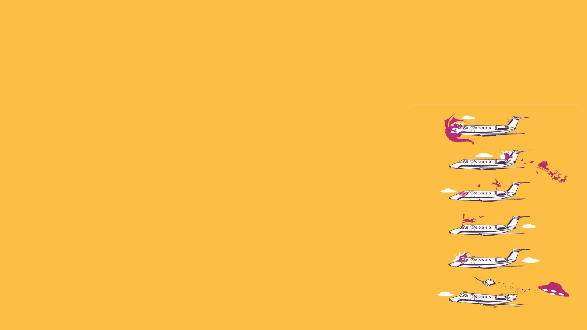 Orange Minimalist Wallpapers - Top Free Orange Minimalist ...