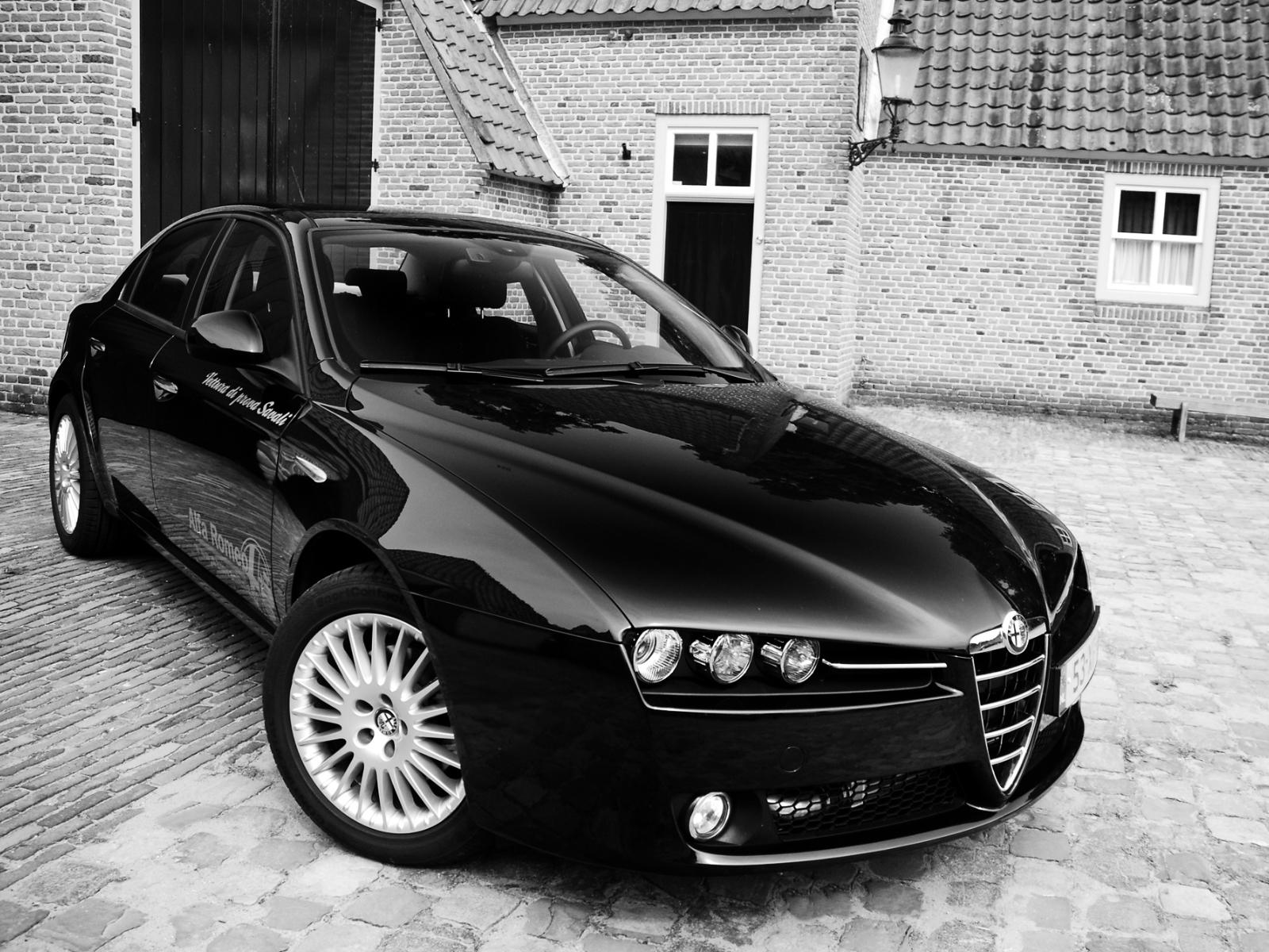 Alfa Romeo 159 Wallpapers Top Free Alfa Romeo 159 Backgrounds Wallpaperaccess