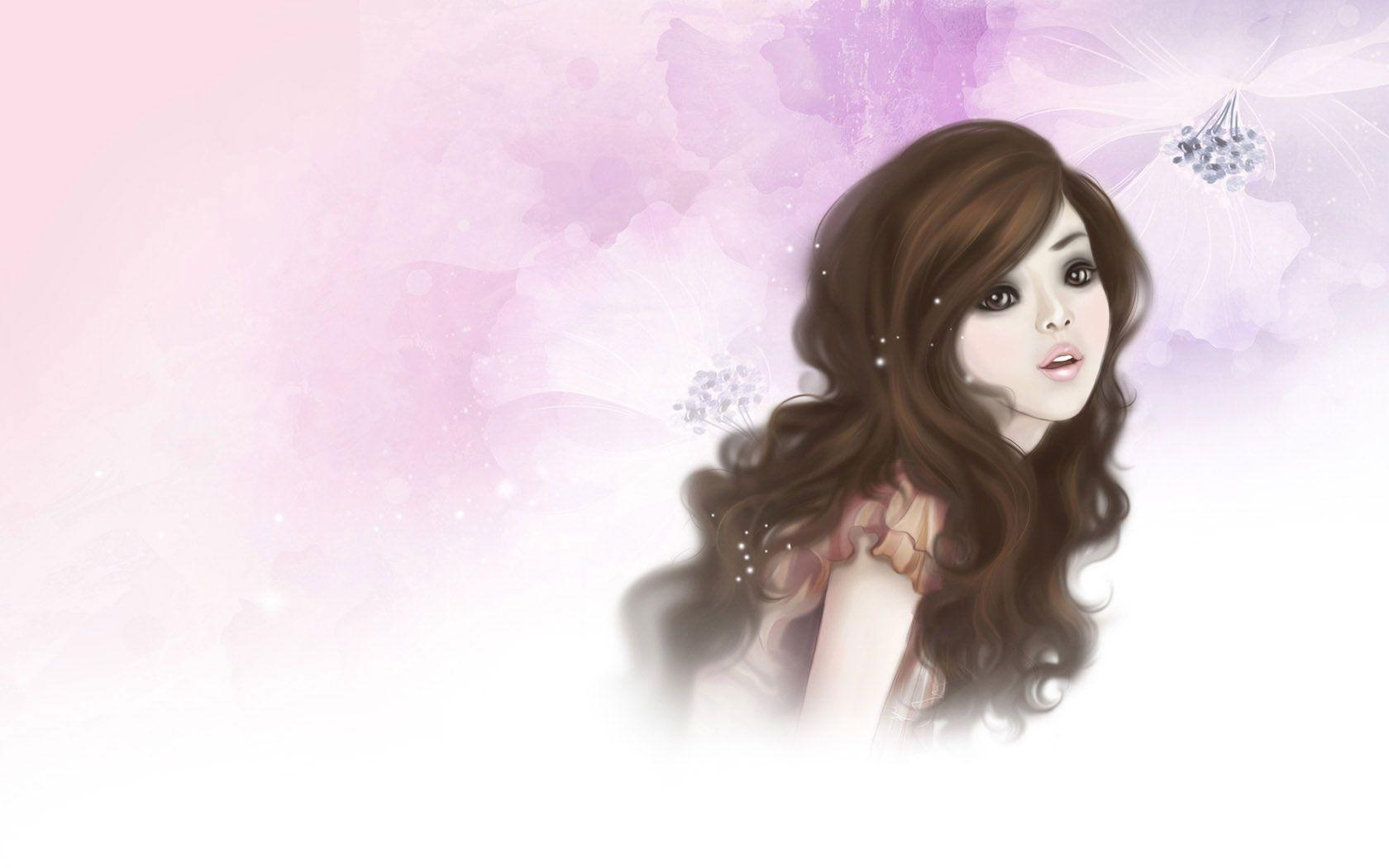 Cartoon Girl Wallpapers Top Free Cartoon Girl Backgrounds