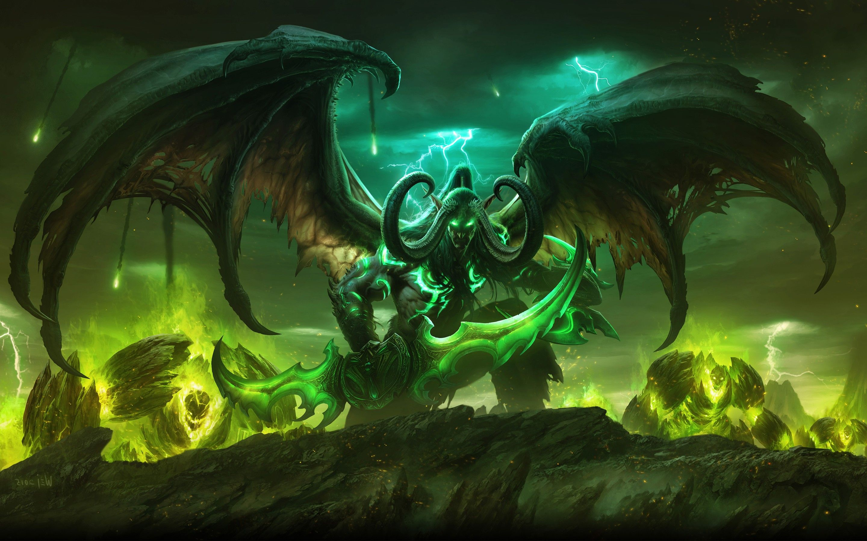 world of warcraft burning legion download