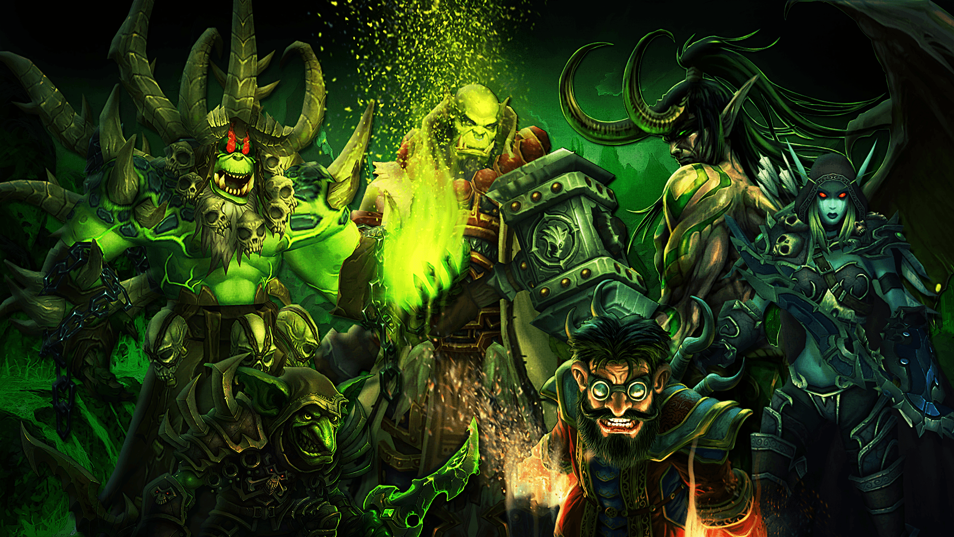 Wow Legion 4k Wallpapers Top Free Wow Legion 4k