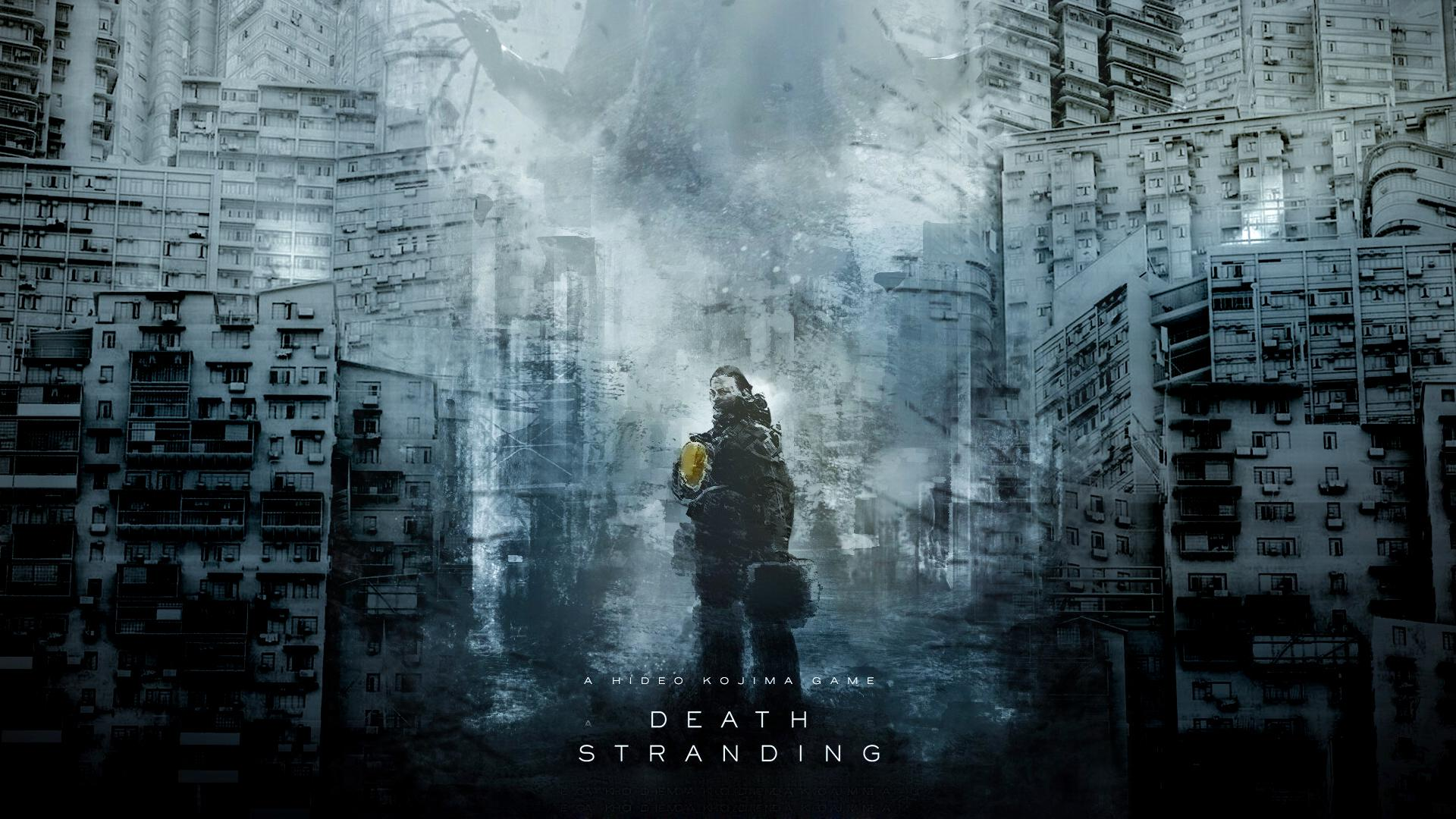 Death Stranding 1920X1080 Wallpapers - Top Free Death Stranding 1920X1080 Backgrounds - WallpaperAccess