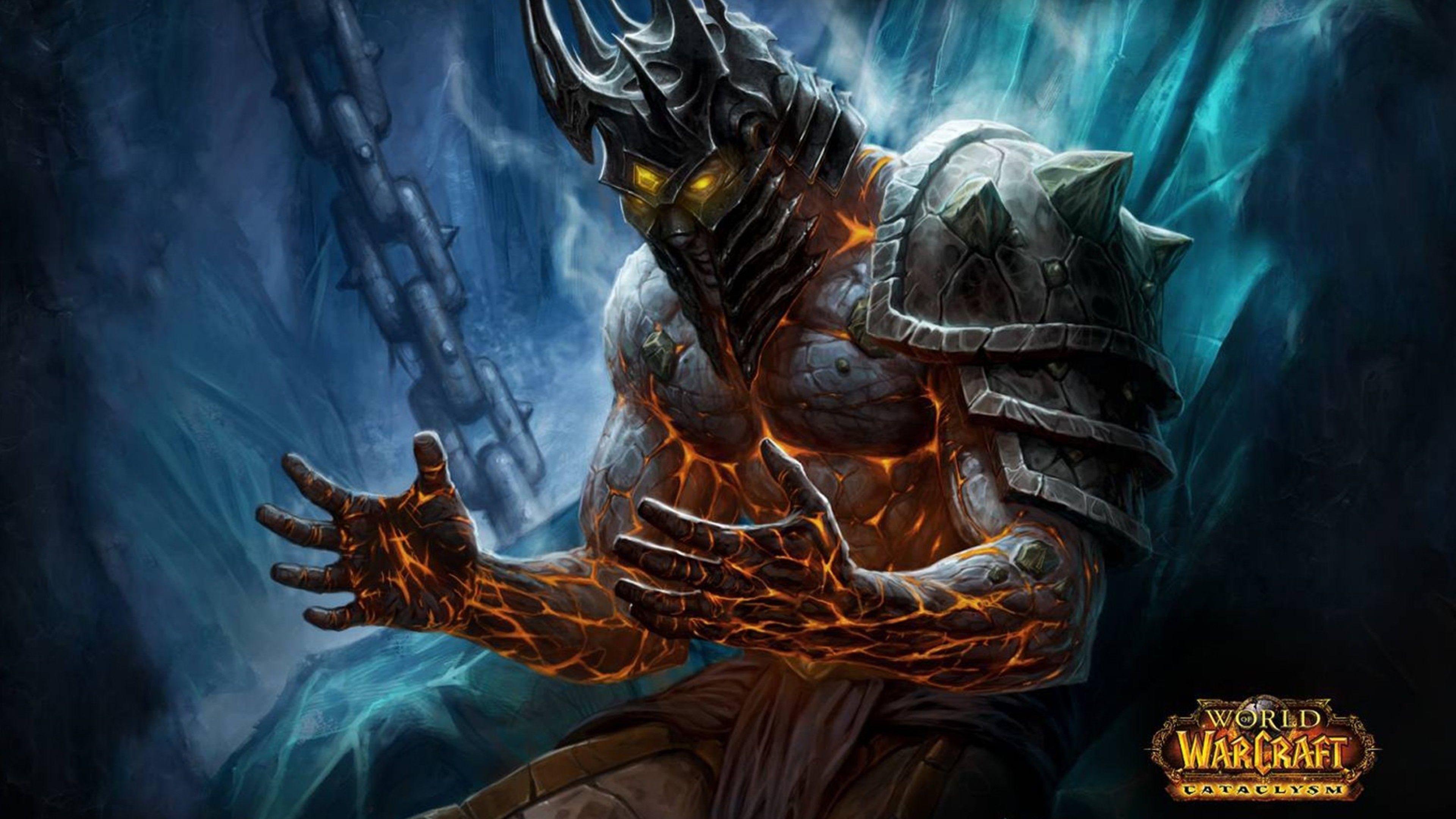 World Of Warcraft 4k Wallpaper: WoW Legion 4K Wallpapers
