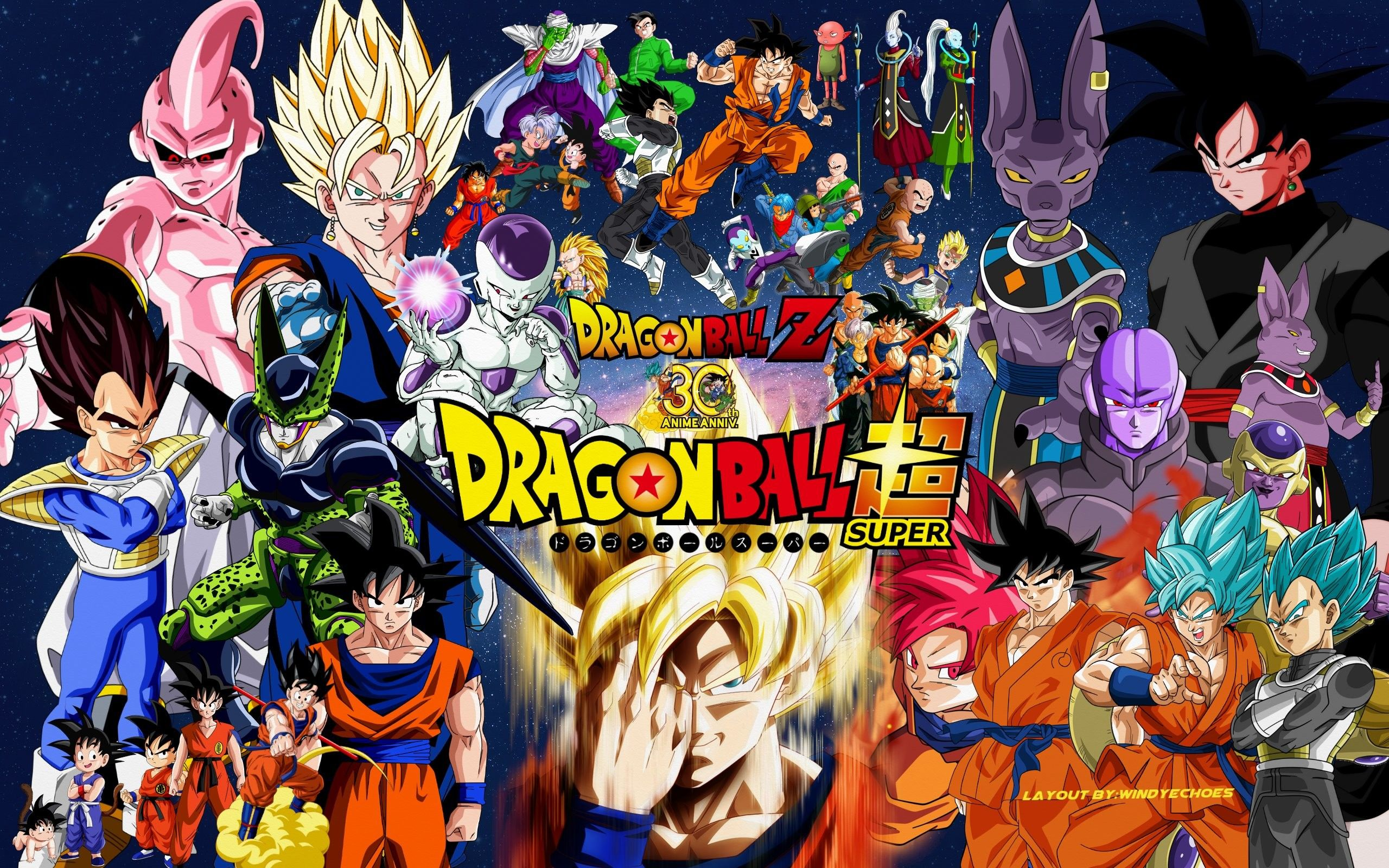 54 Best Free Super Dragon Ball Wallpapers
