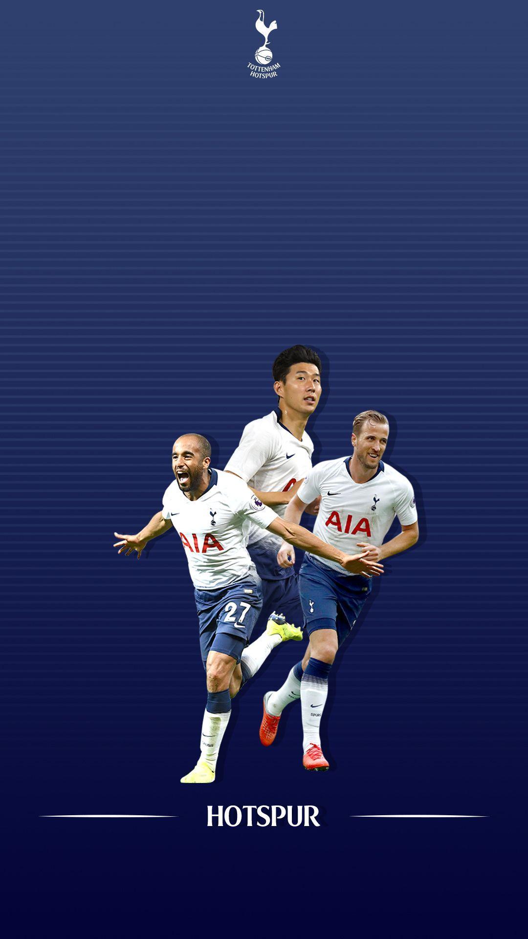 Tottenham Iphone Wallpapers Top Free Tottenham Iphone Backgrounds Wallpaperaccess