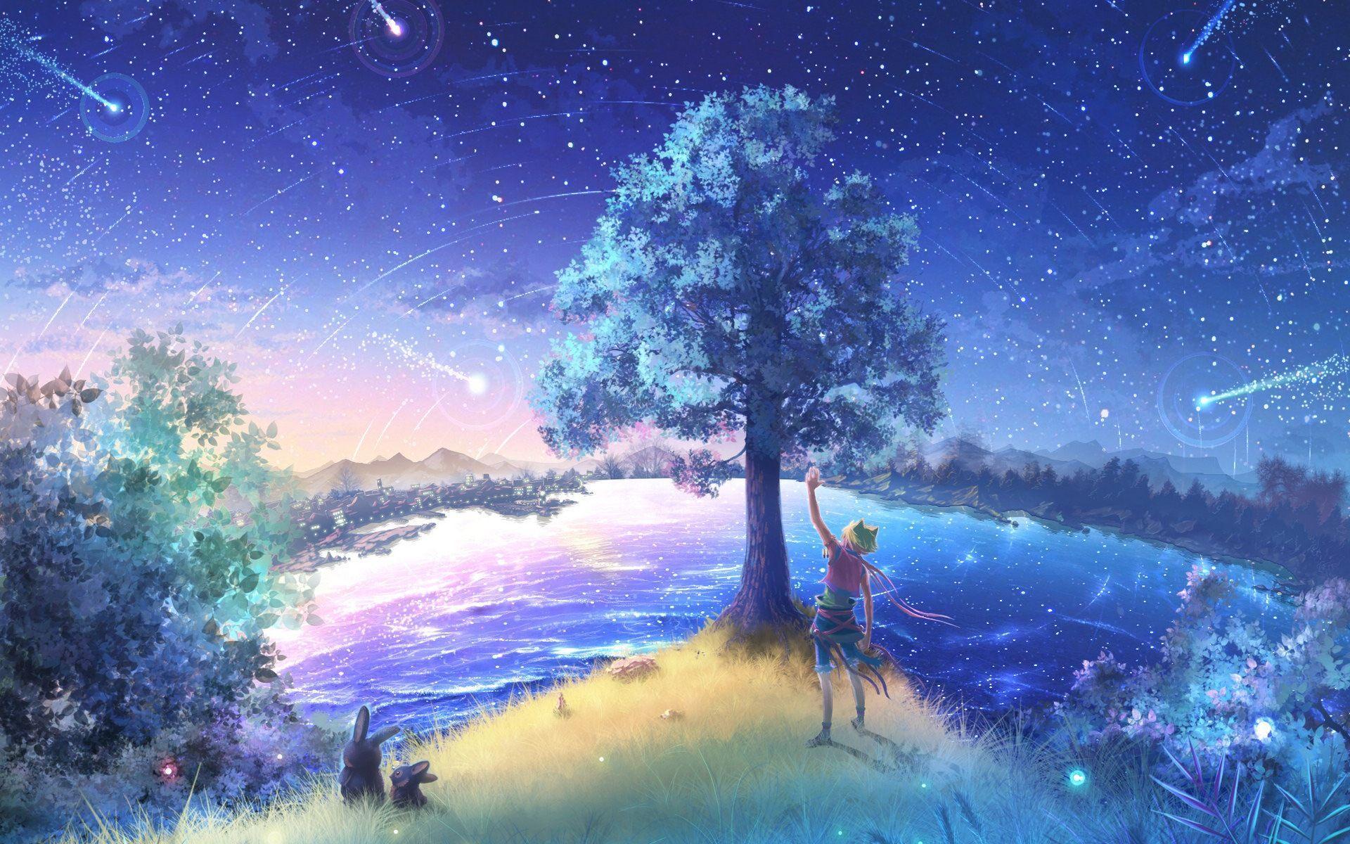 Beautiful Anime Wallpapers - Top Free