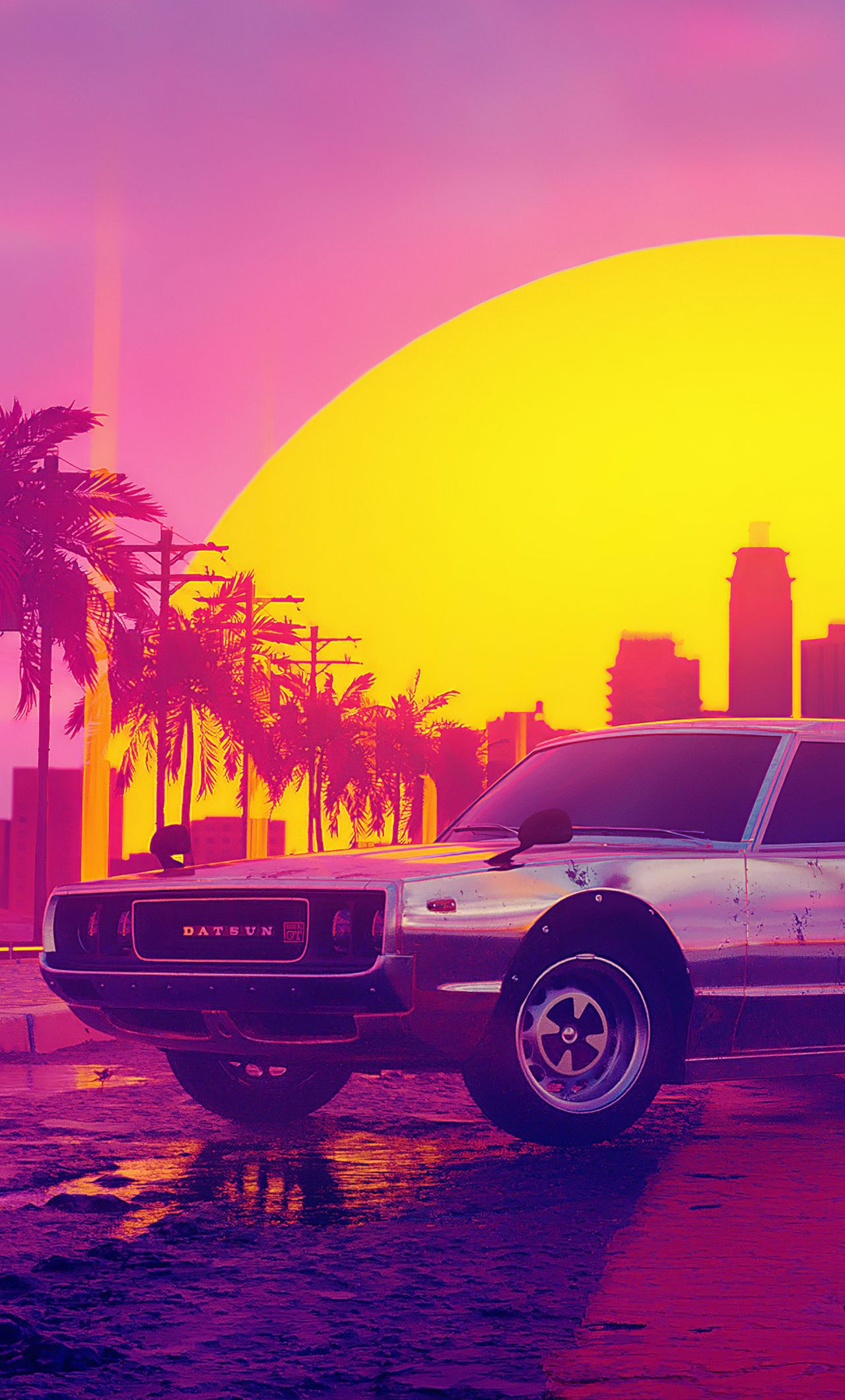 Vice City Wallpapers - Top Free Vice City Backgrounds ...