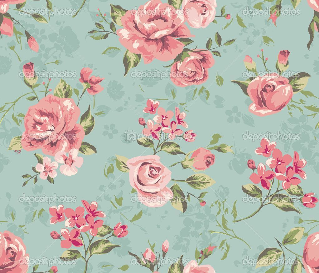 """1600x1200 Vintage Flowers Wallpapers HD Pictures – One HD Wallpaper Pictures ..."""">"""