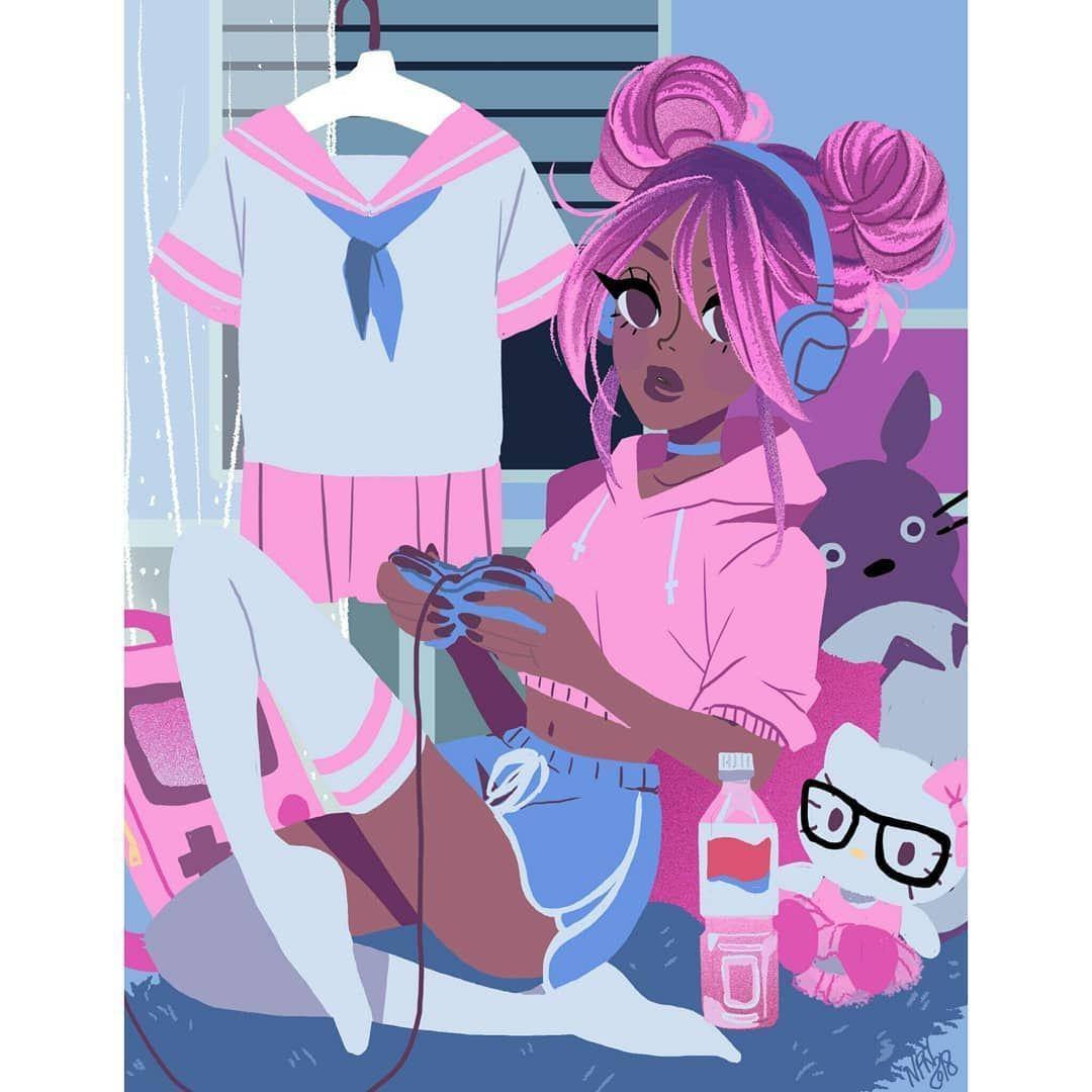 Cute Gamer Girl Wallpapers - Top Free Cute Gamer Girl