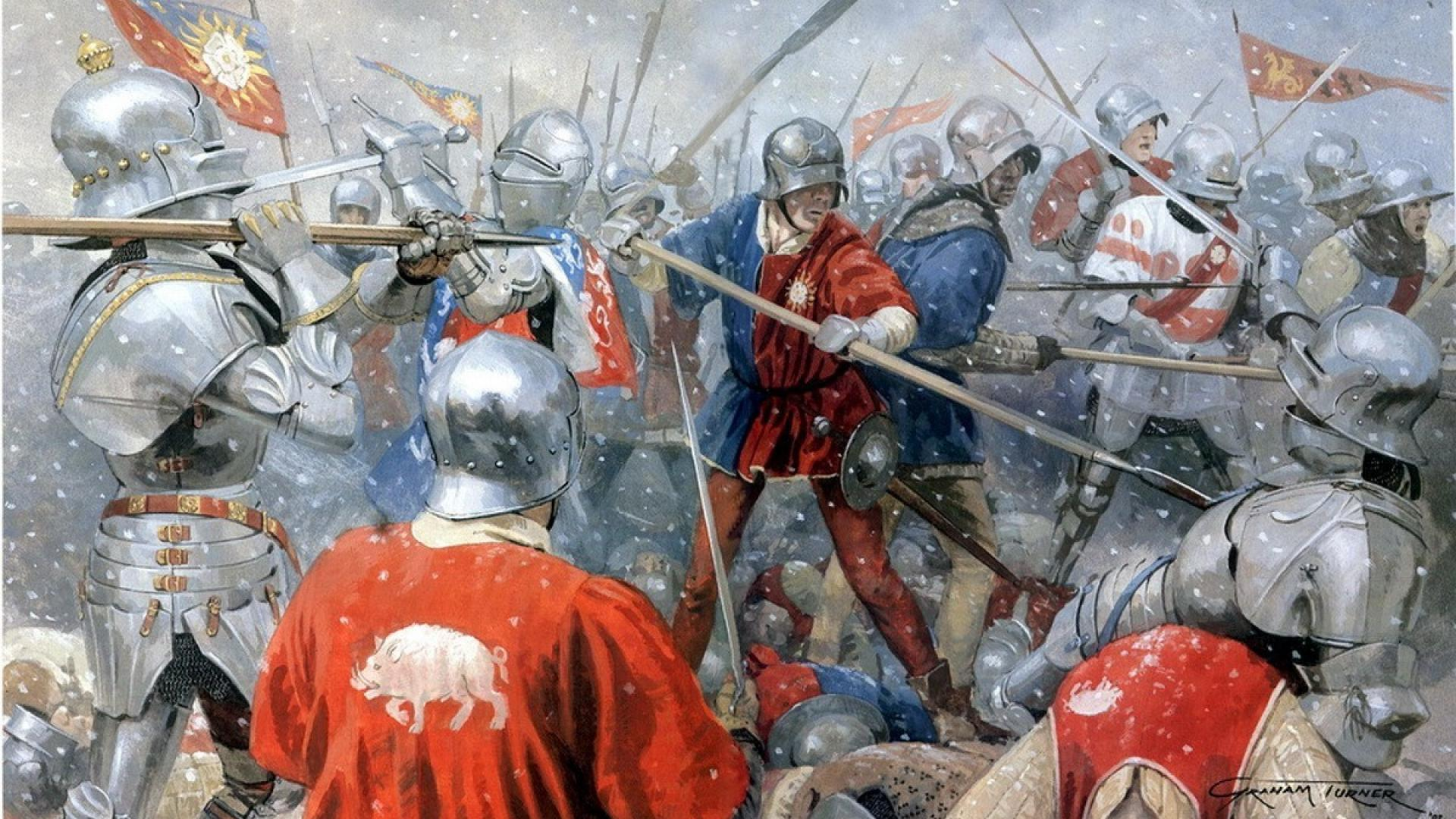 Medieval Battle Wallpapers